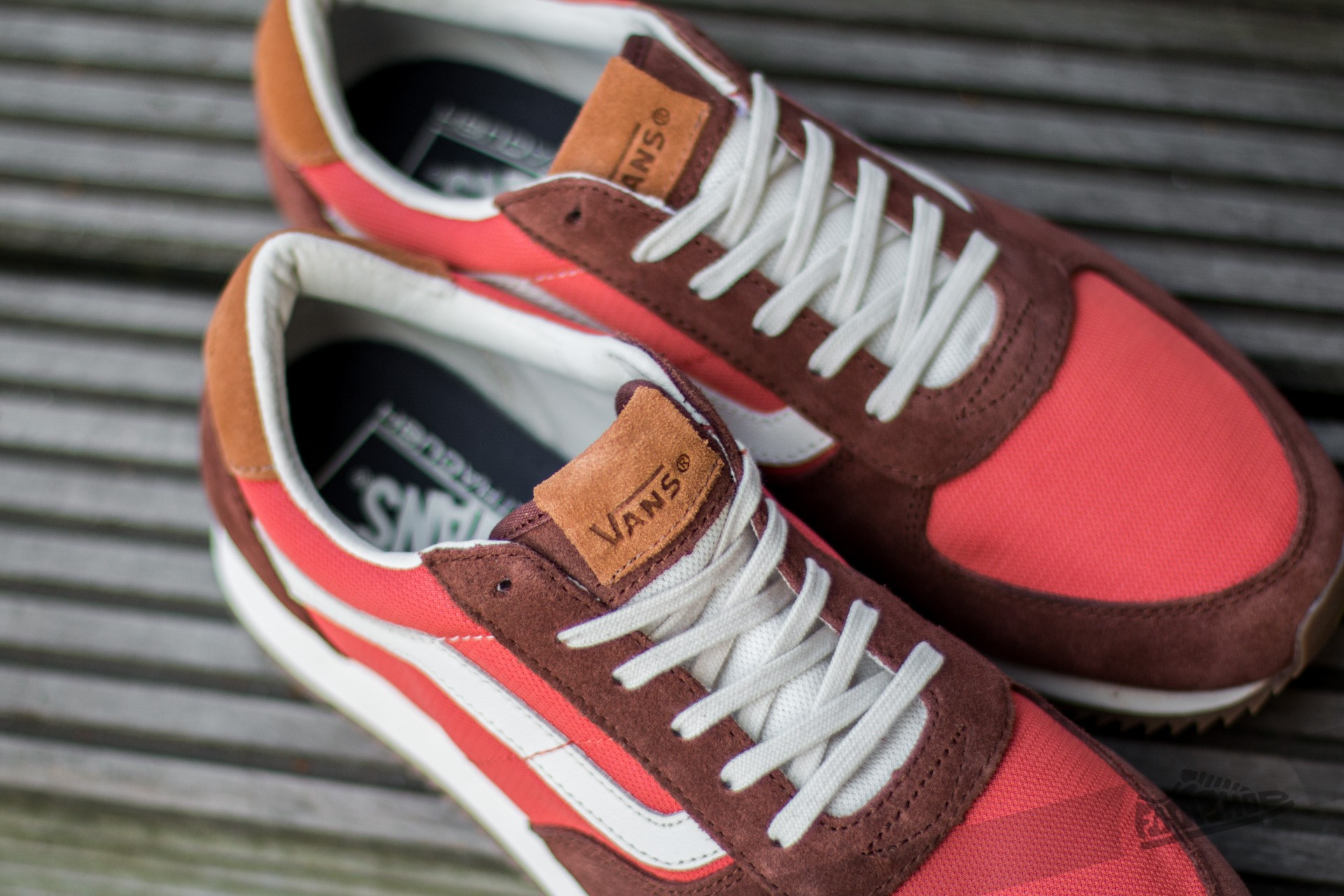 Vans Runner (2 Tone) Ochre   Footshop