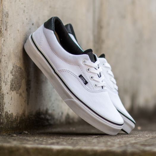 8826a351 Vans Era 59 (C&P) True White/ Black | Footshop