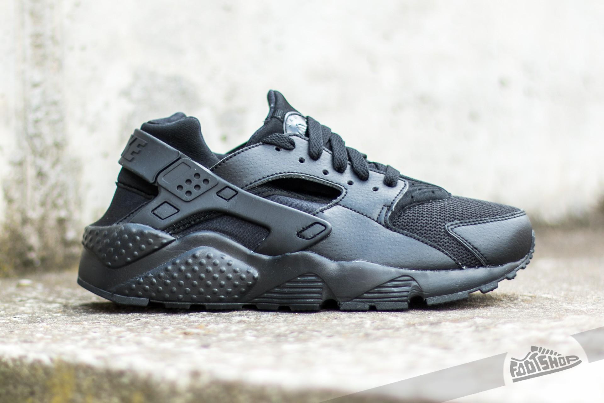 buy popular 83cf8 95375 Nike Huarache Run (GS) Black  Black-Black a muy buen precio 96