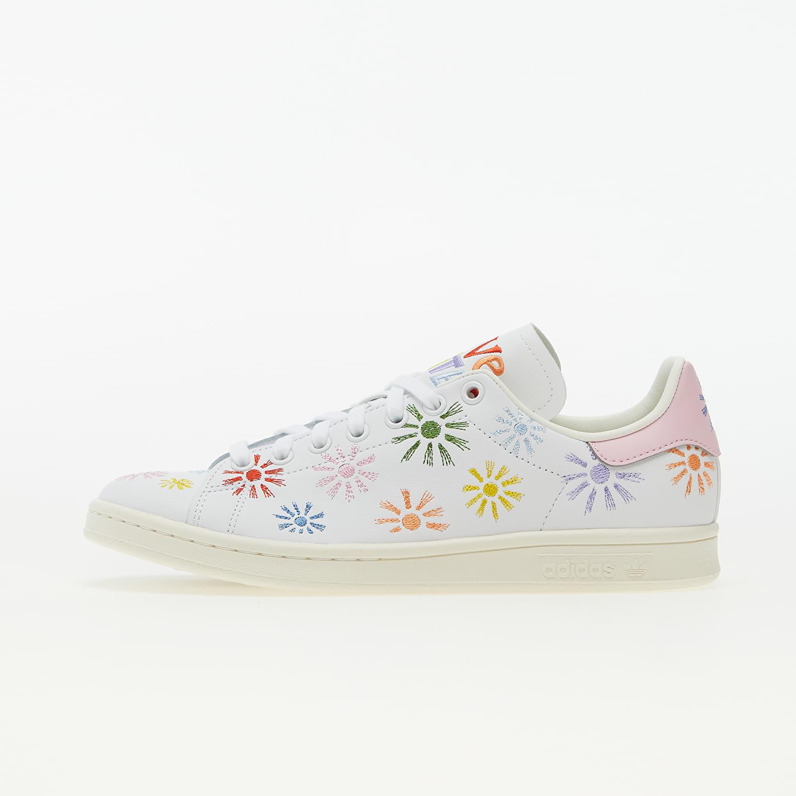 adidas Stan Smith Pride Ftw White/ True Pink/ Off White EUR 39 1/3