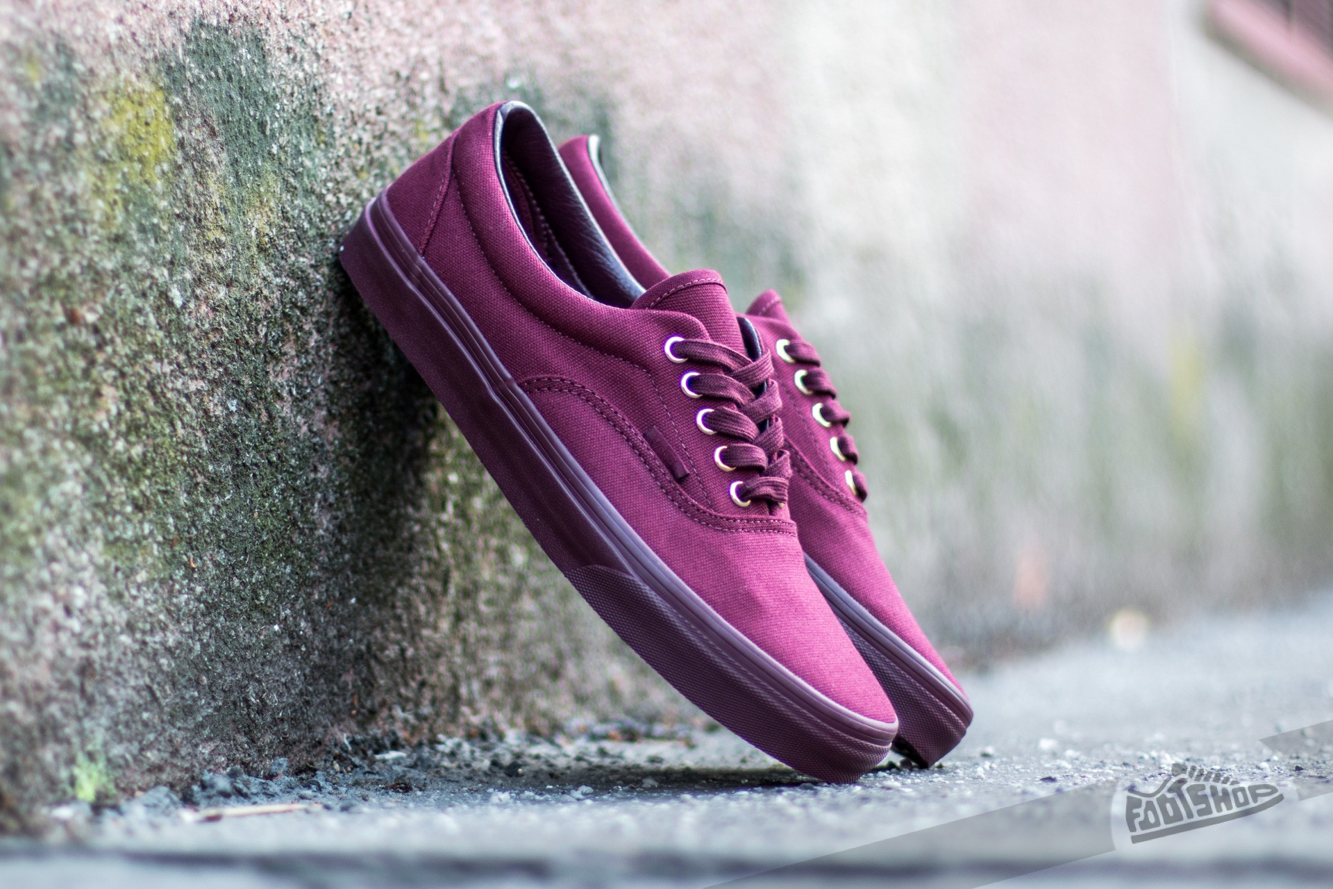 Vans Era (Gold Mono) Port Royale | Footshop