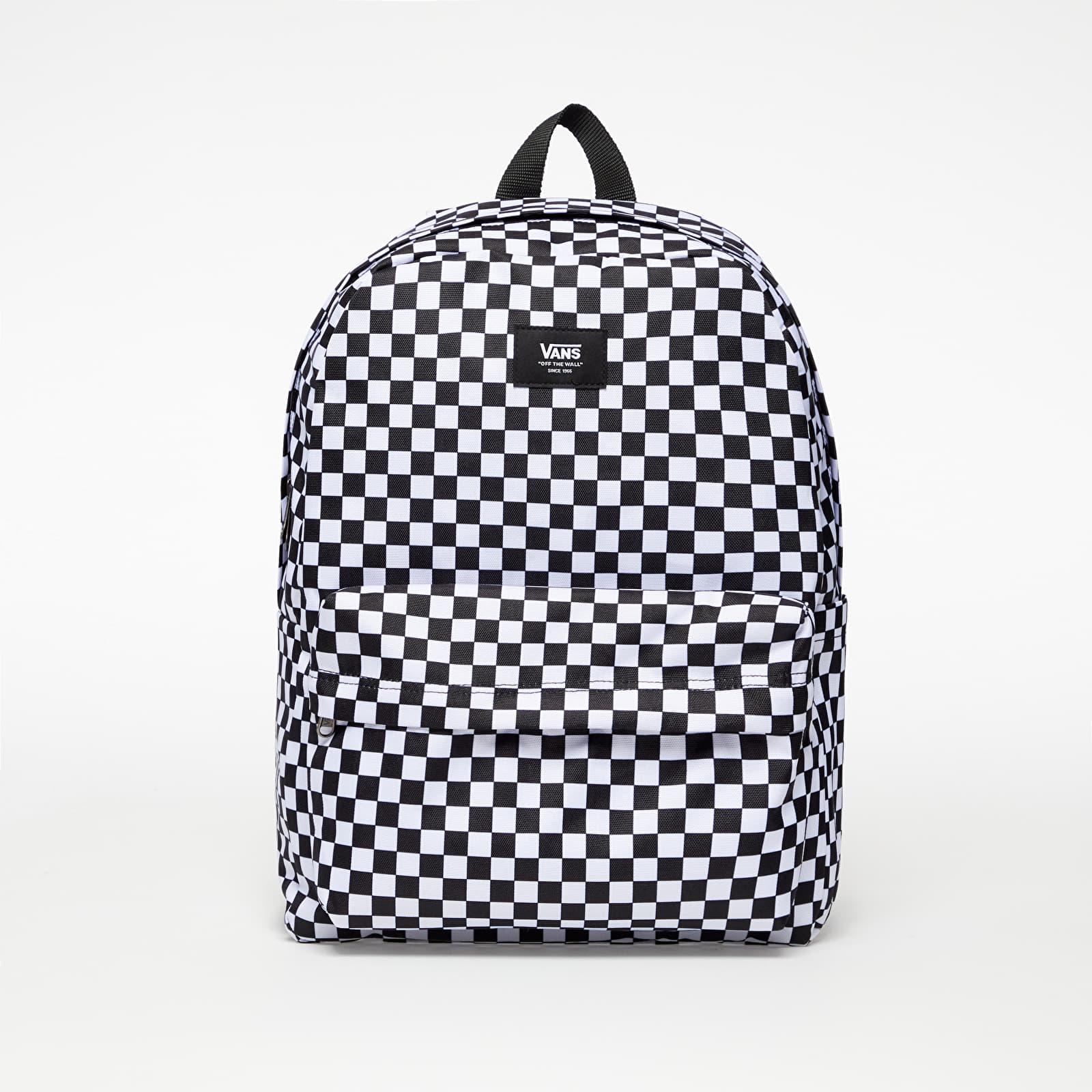 Vans Old Skool Check Bag Black/ White EUR