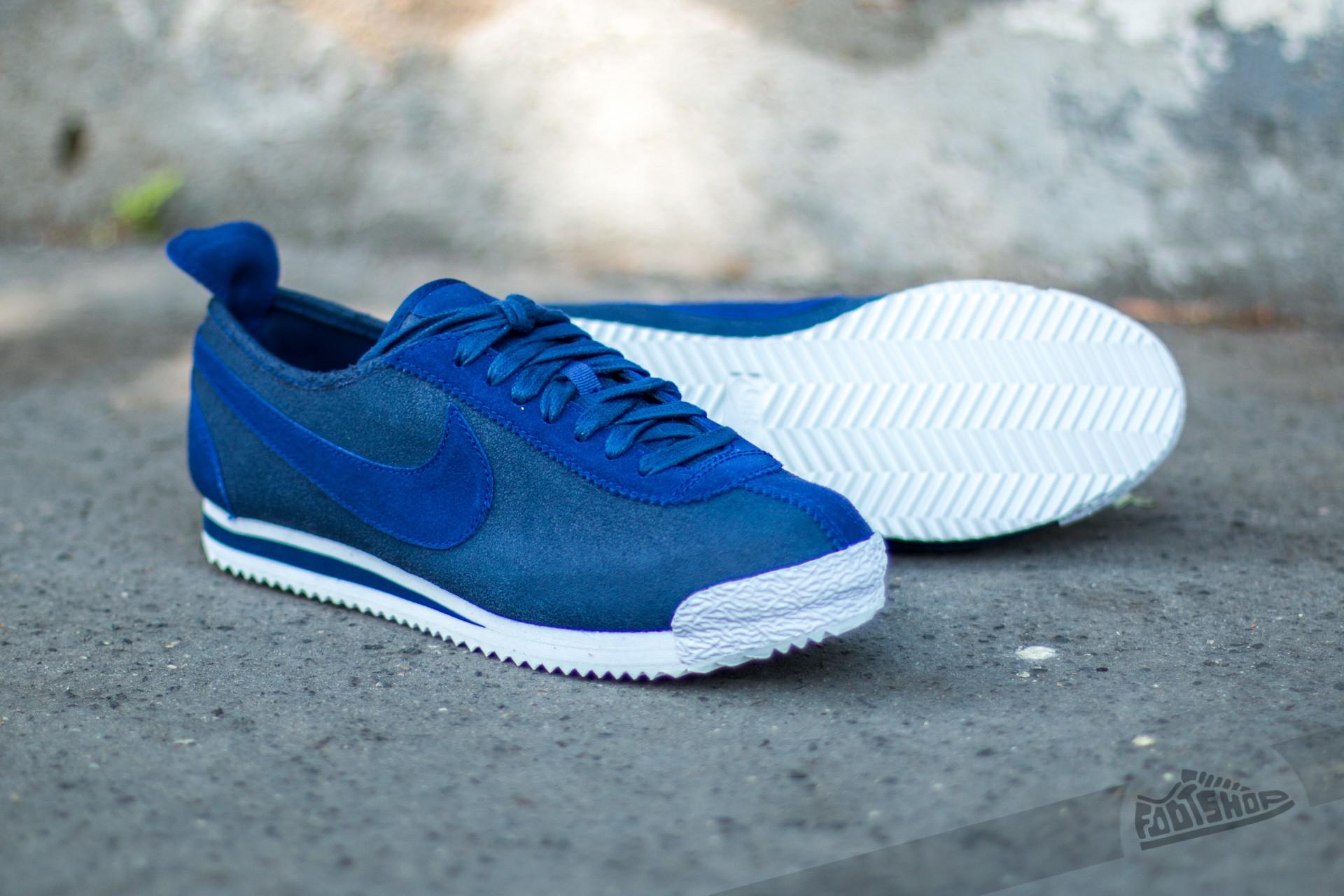 fecha límite flauta borracho  Zapatillas Hombre Nike Cortez '72 Loyal Blue/ Loyal Blue- Metallic Pewter-  White | Footshop