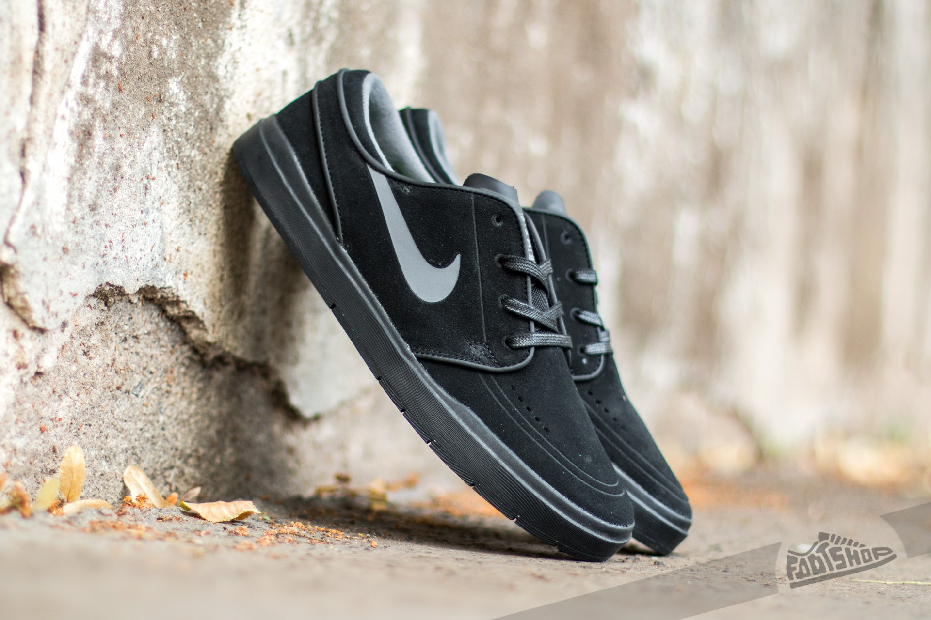 Color rosa Extranjero Conectado  Men's shoes Nike Stefan Janoski Hyperfeel Black/ Black- Anthracite- Black |  Footshop