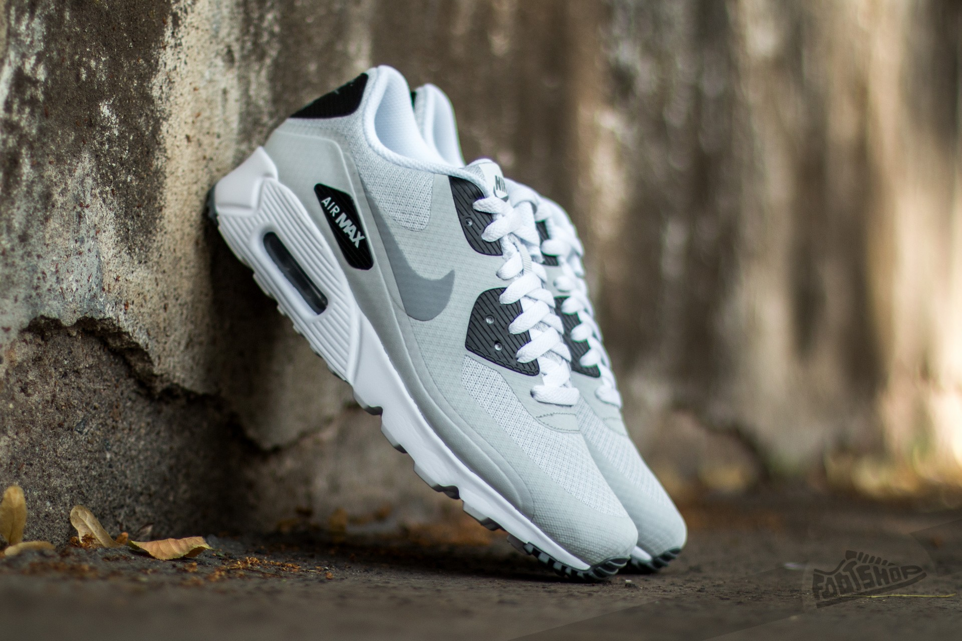 Air Cool Ultra Wolf 90 Pure Grey Platinum Nike Essential Max A5RL4j