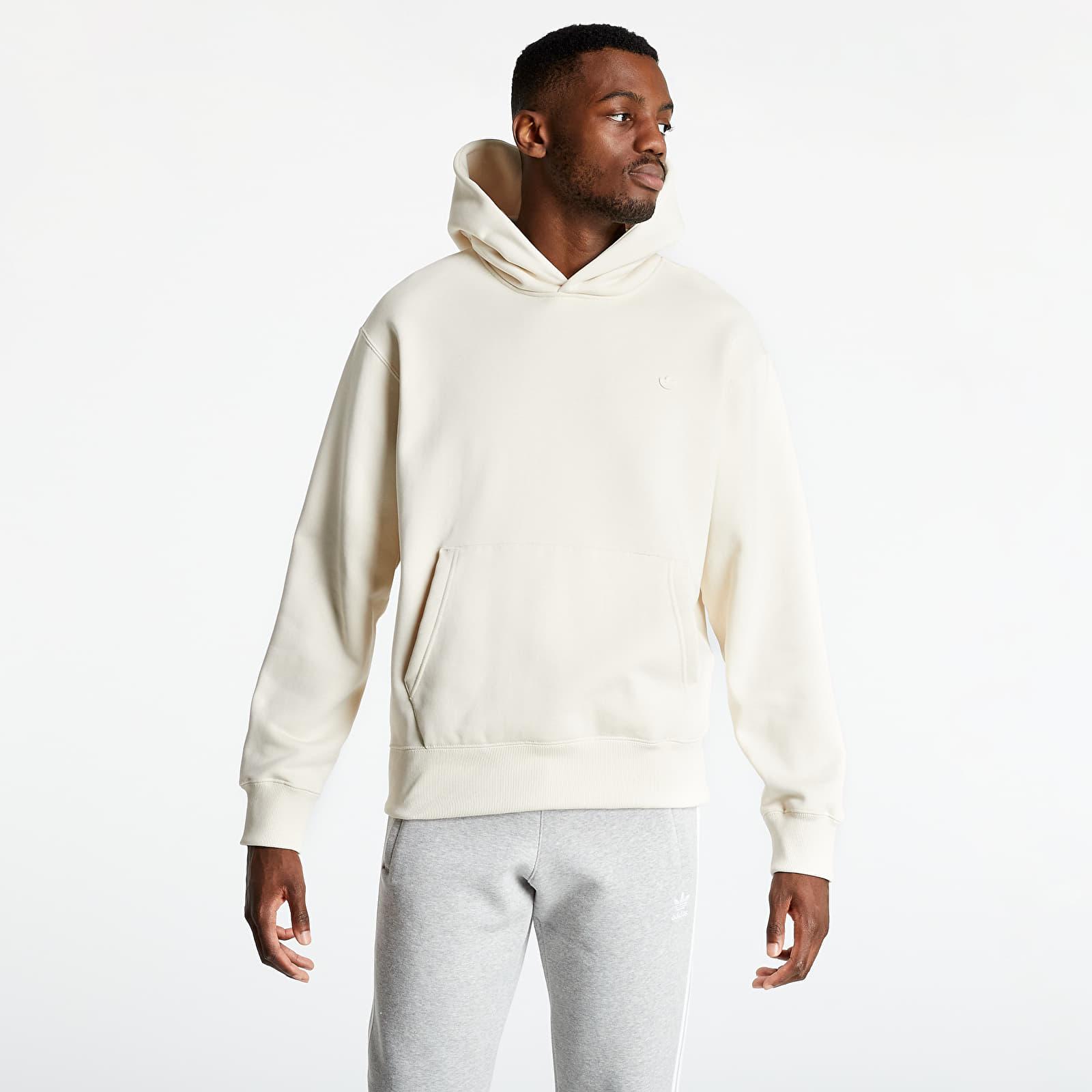 adidas C Hoody Wonder White M