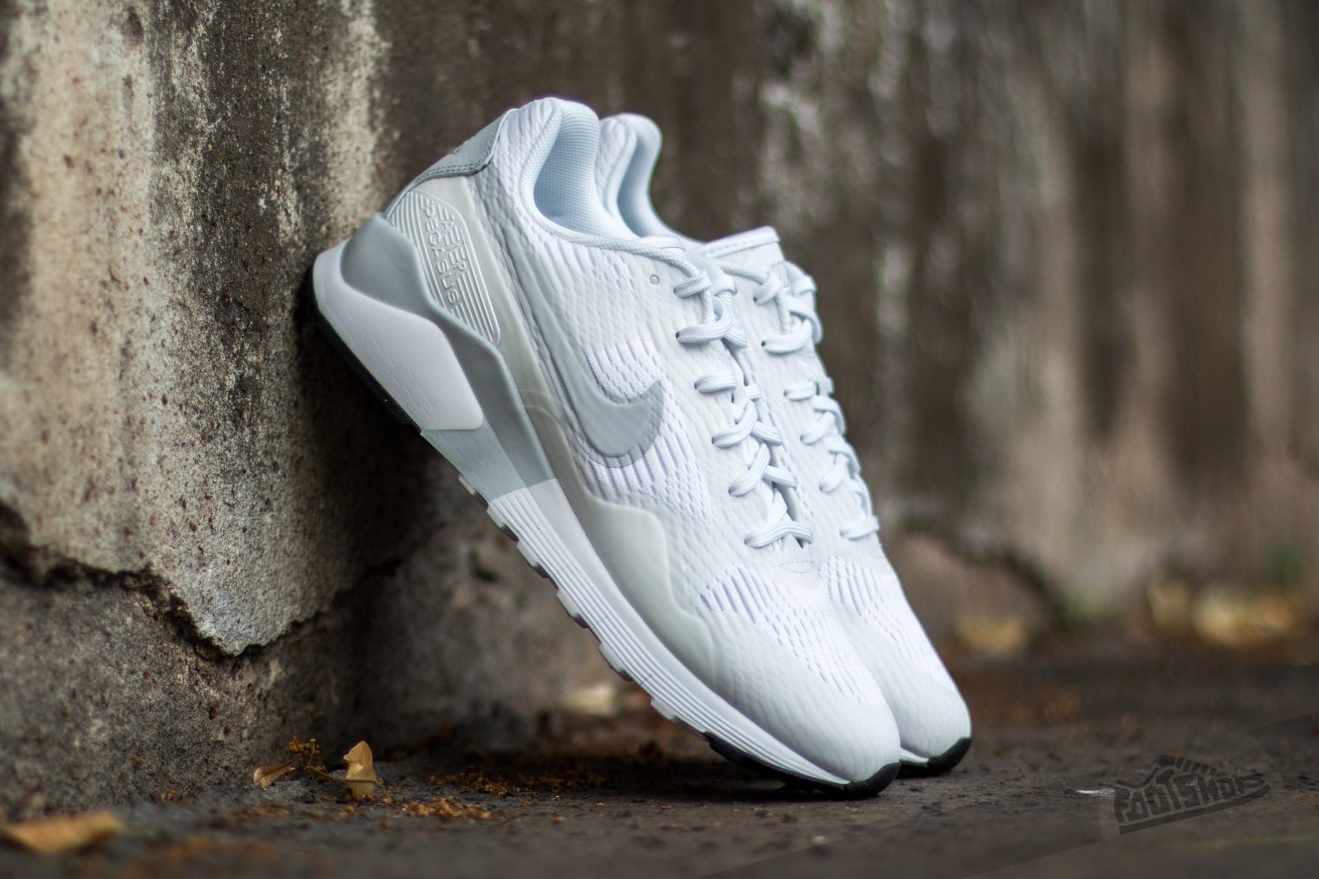 finest selection deb2d 5b340 Nike W Air Pegasus 9216 White Pure Platinum-Black