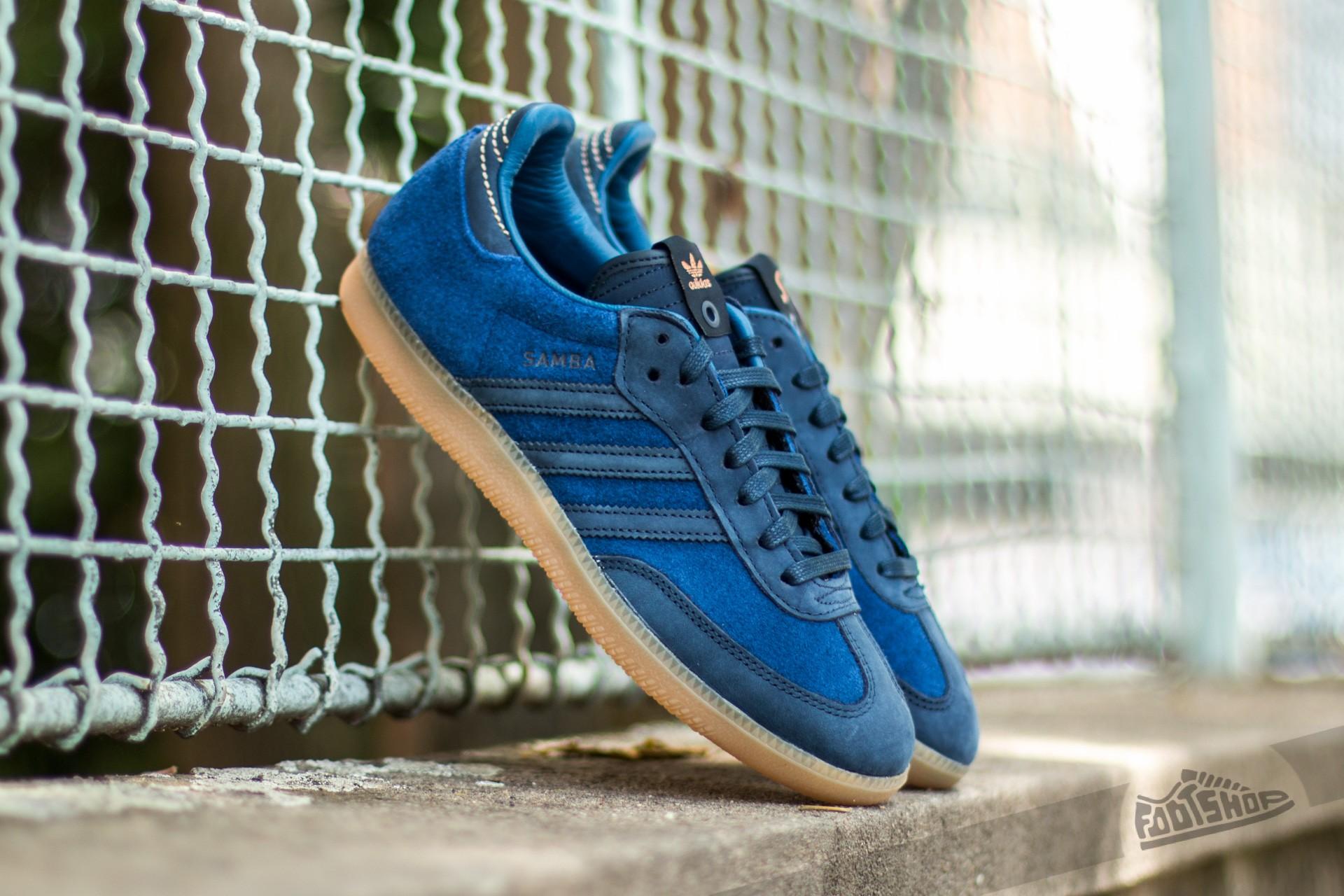 adidas Samba Starcow Collegiate Navy  Dark Blue  Night Indigo  c4dfc68ef