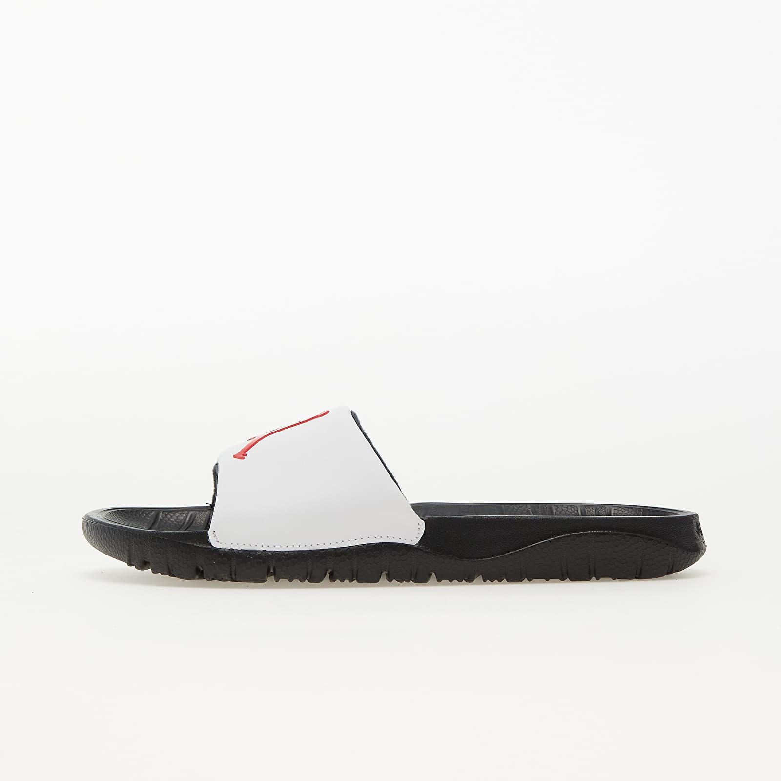 Jordan Break Slide Black/ University Red-White EUR 41