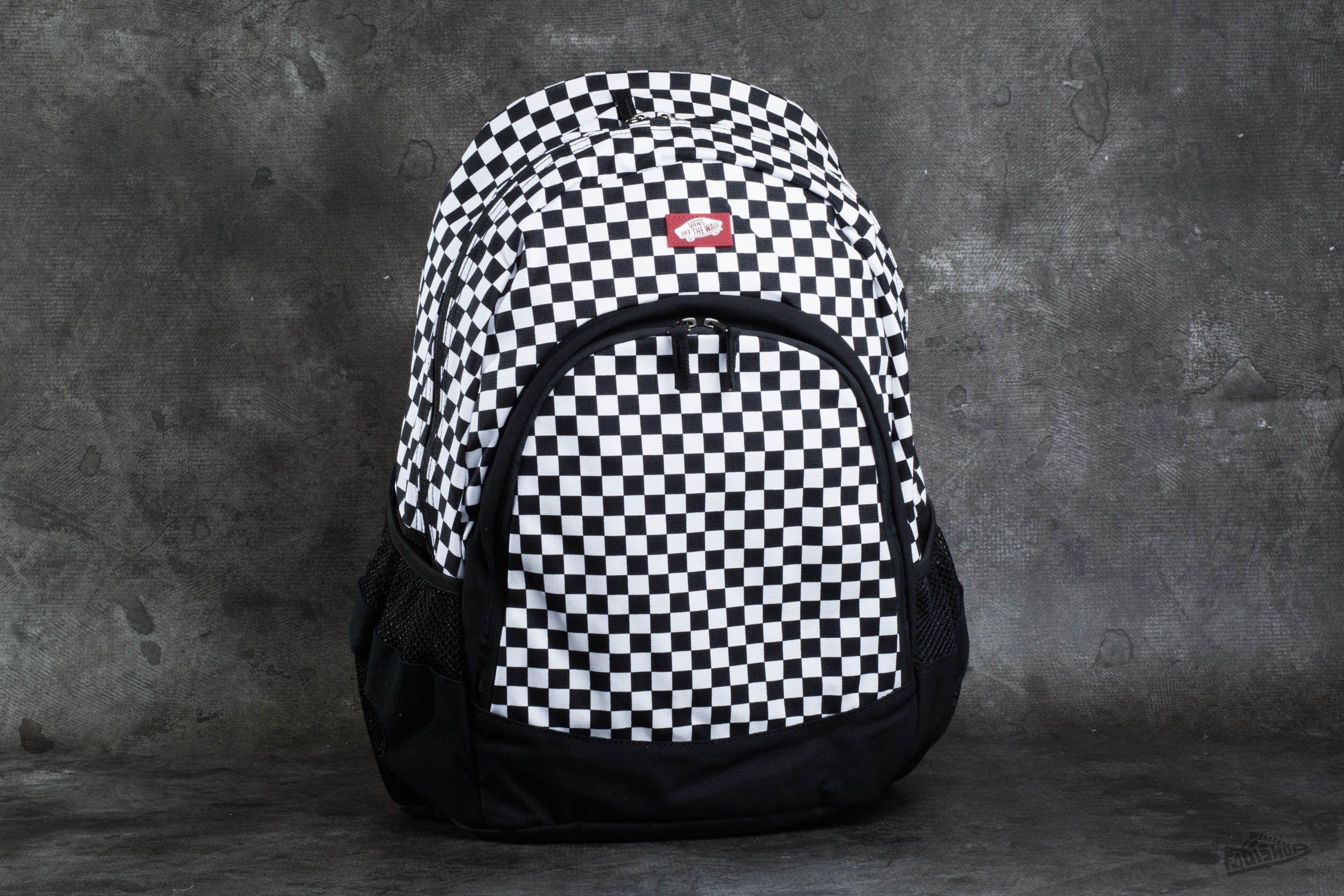 dc1046a689 Vans VAN DOREN BACKPACK Black White