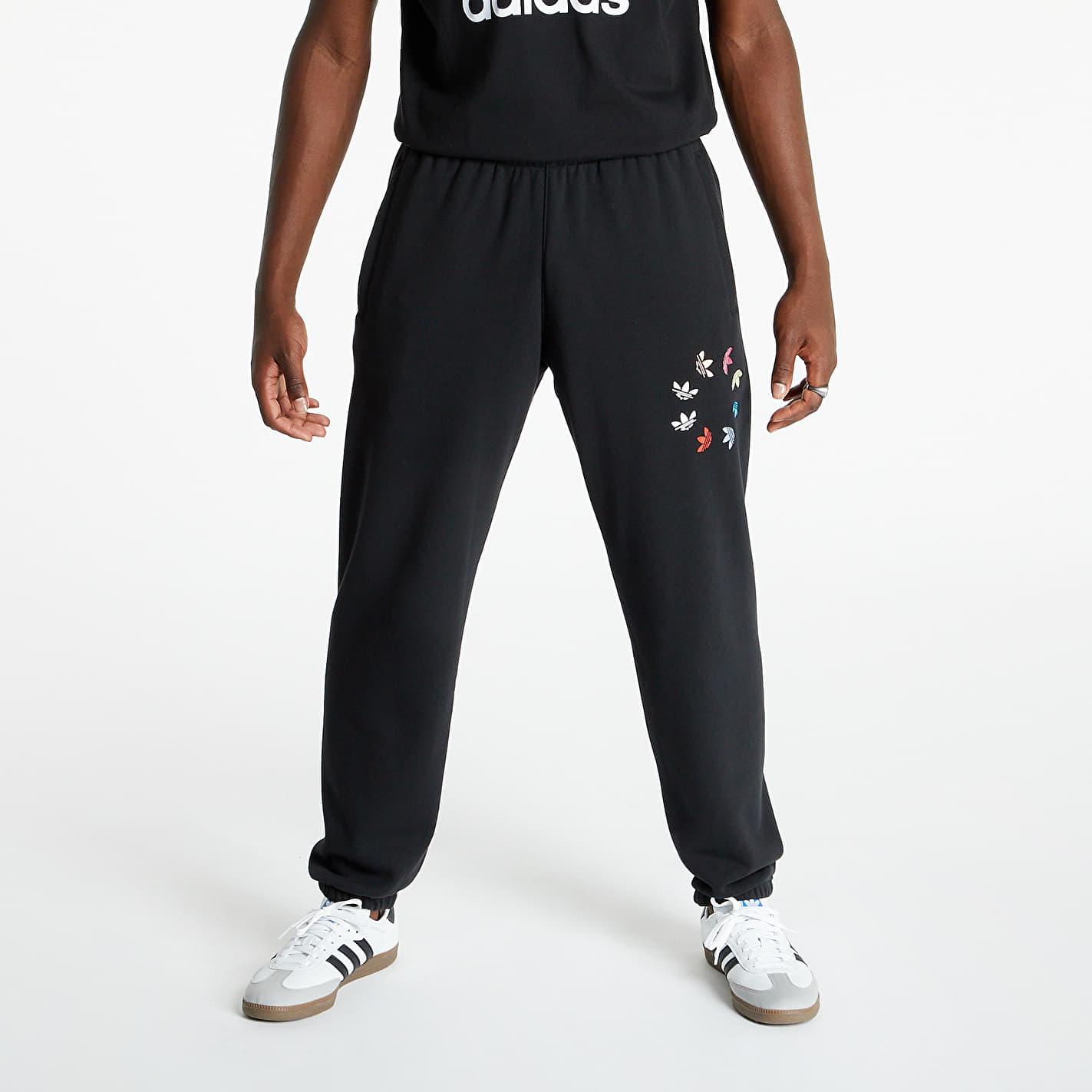adidas St Sweat Pants Black/ Multicolor S