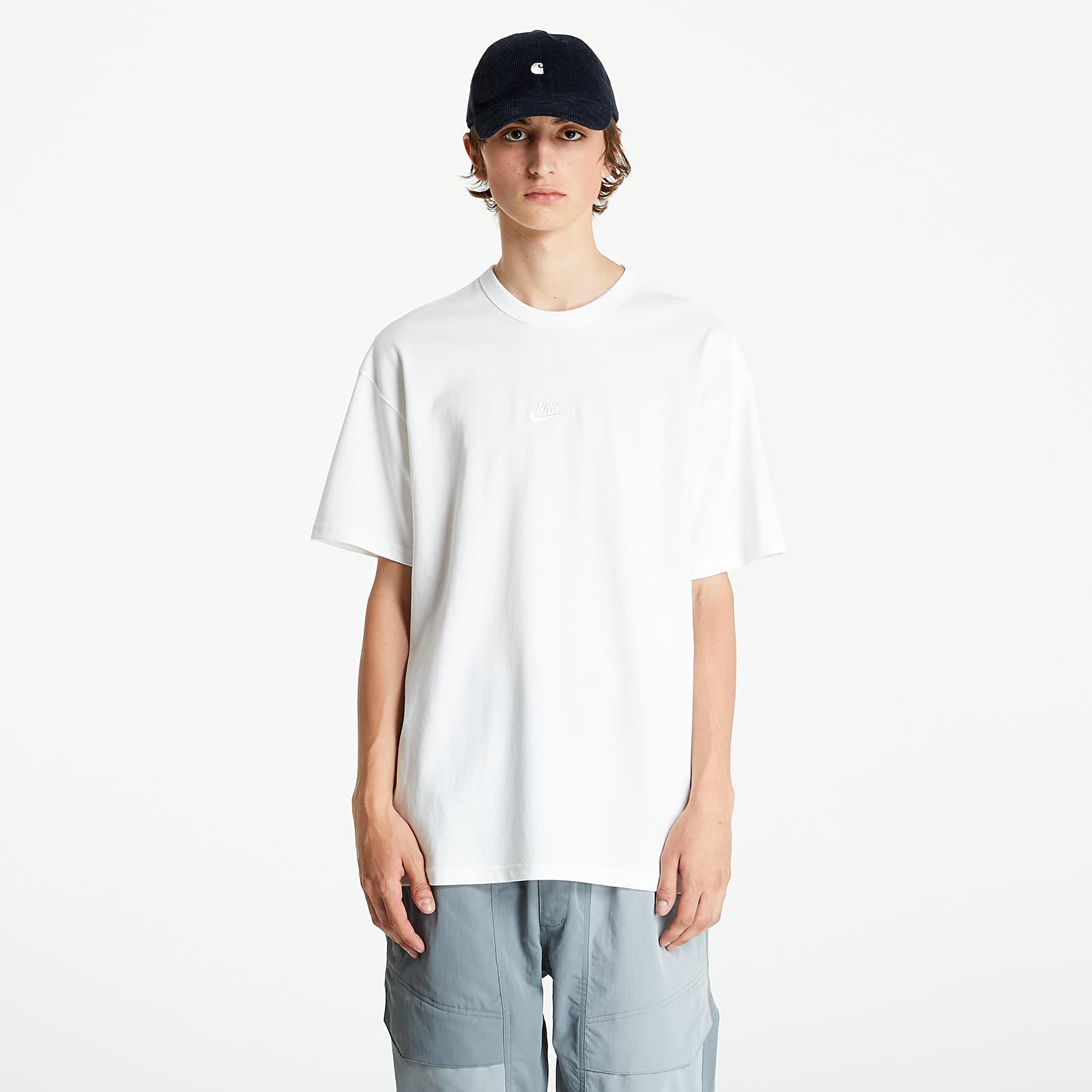 Nike Sportswear Tee Premium Essential White/ White S