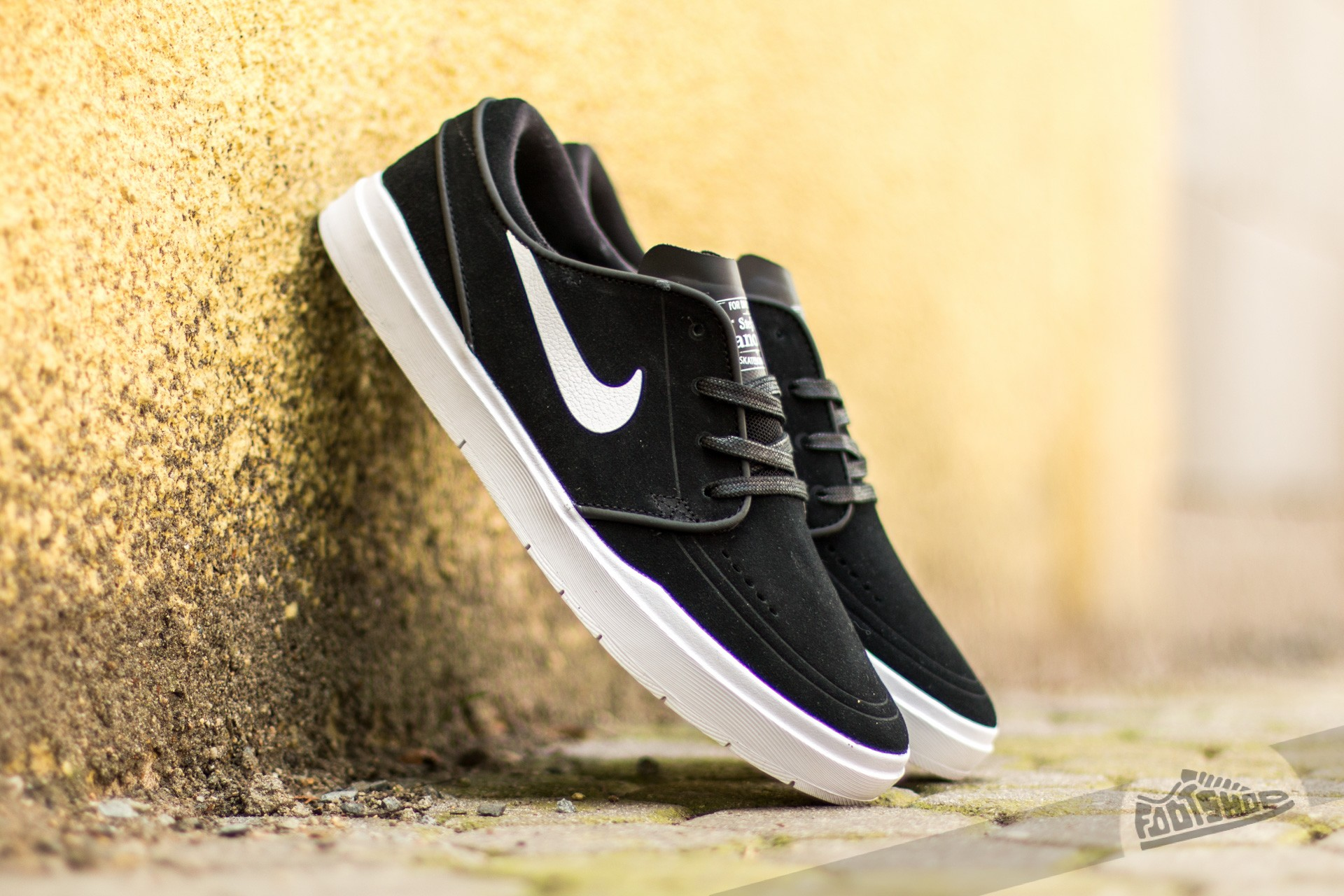 recuerda tallarines Estúpido  Men's shoes Nike Stefan Janoski Hyperfeel Black/ White | Footshop