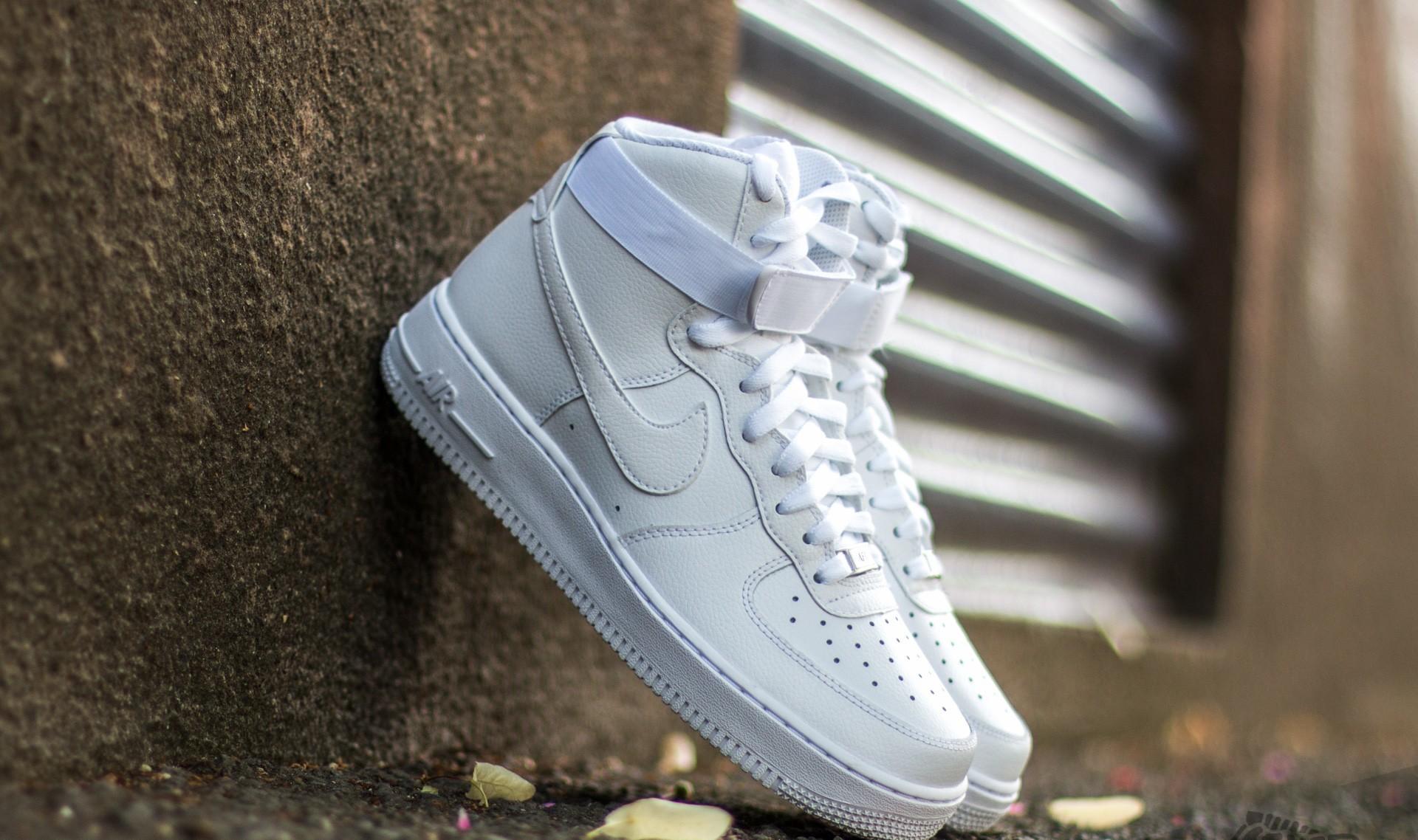 Nike Air Force 1 High '07 White/ White EUR 47.5