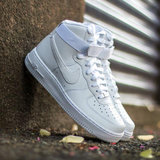 terminar Skalk Correo aéreo  Men's shoes Nike Air Force 1 High '07 White/ White