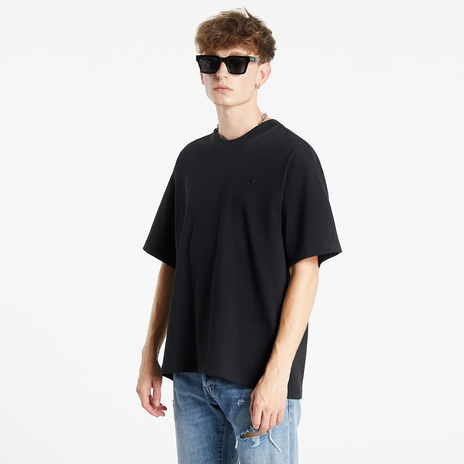 adidas C Tee Black M