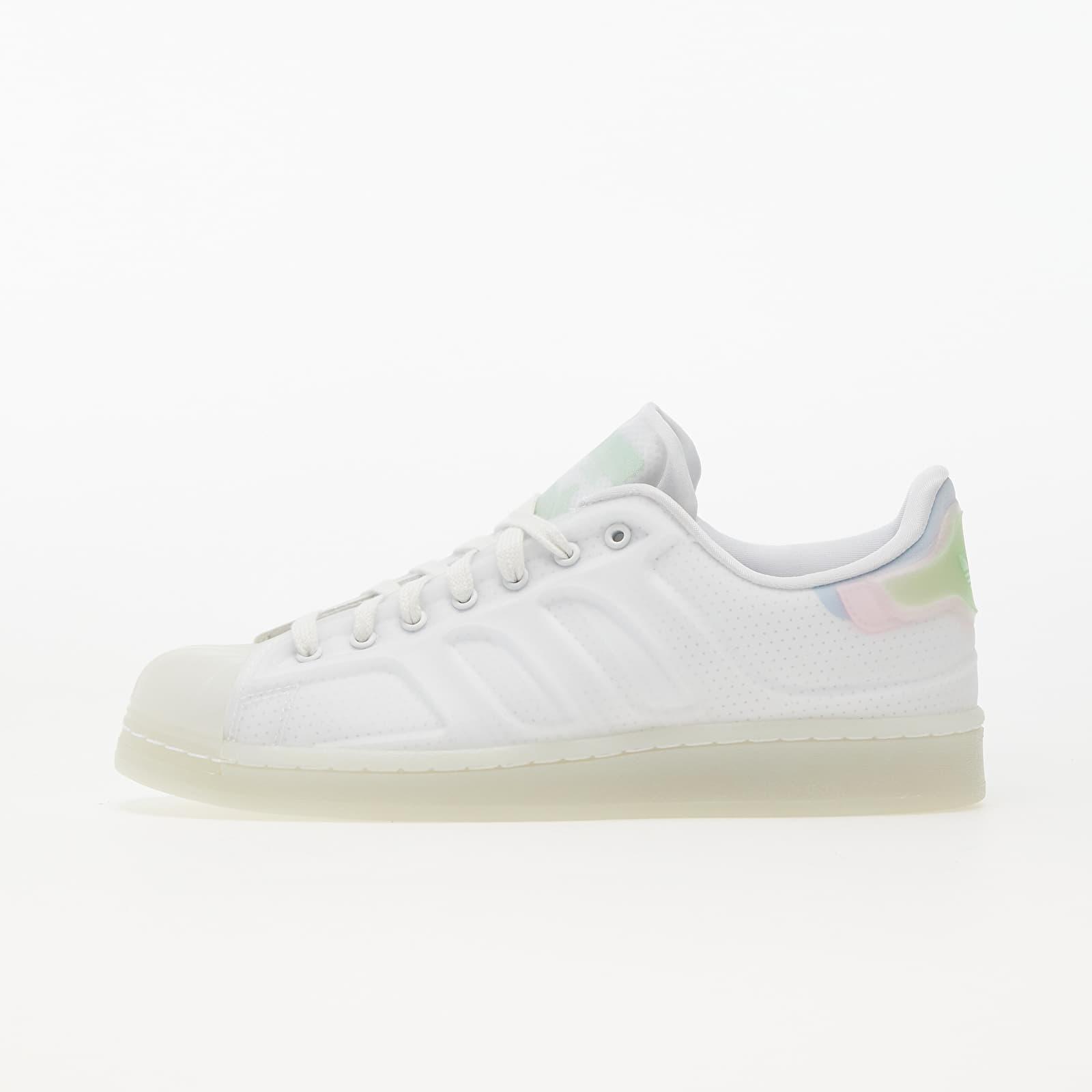 adidas Superstar Futureshell W Ftw White/ Ftw White/ Glow Mint EUR 41 1/3