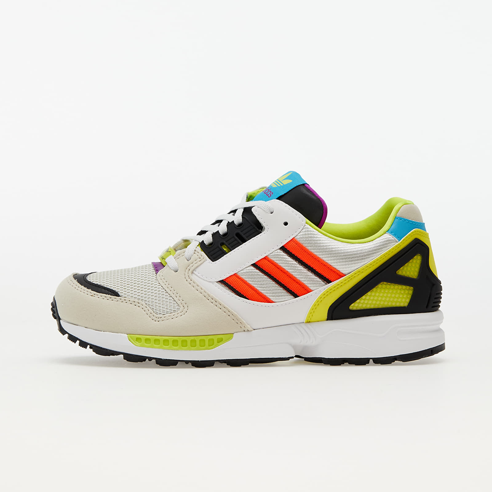 adidas ZX 8000 Core Brown/ Ftw White/ Crystal White EUR 43 1/3
