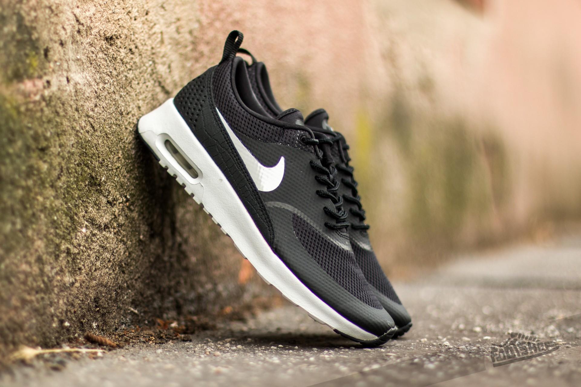 Nike Wmns Air Max Thea Black Summit White | Footshop
