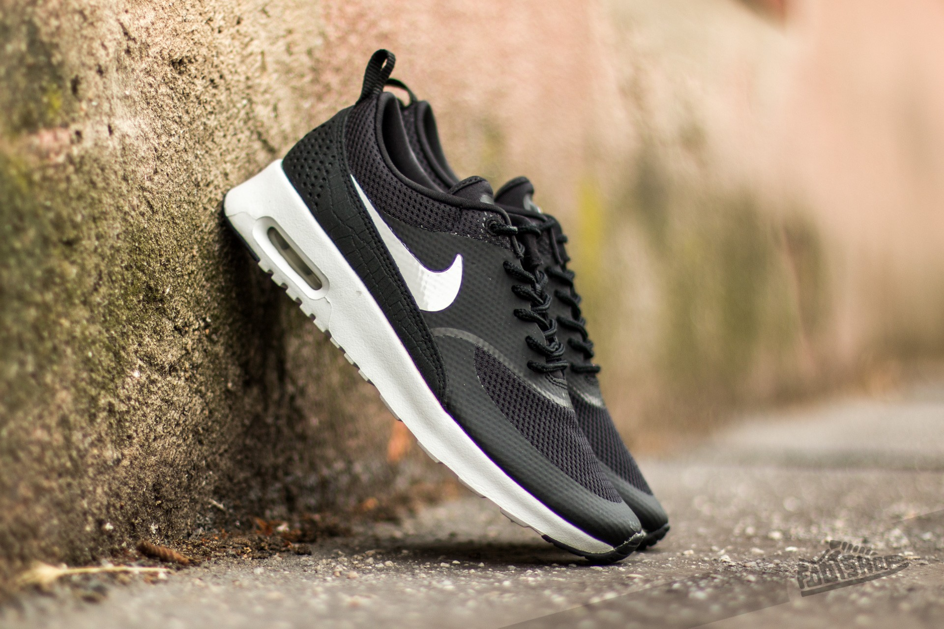 new arrivals 26c5f a9954 Nike Wmns Air Max Thea. Black  Summit White