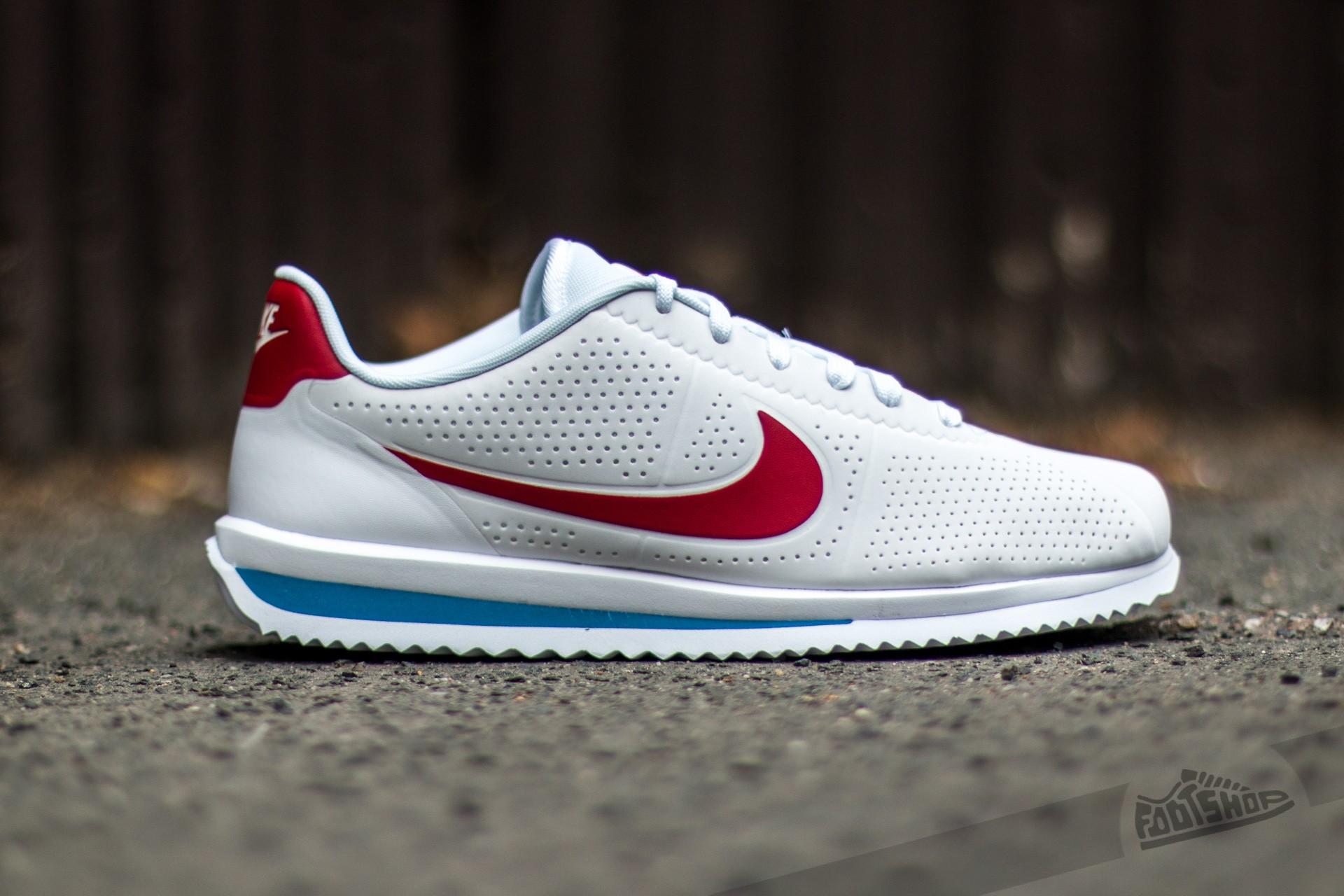 uk availability 7620f ec23b Nike Cortez Ultra Moire White/ Varsity Red-Varsity Blue ...