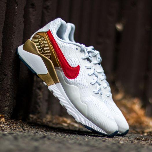 Radar mal humor Café  Women's shoes Nike W Air Pegasus 92/16 White/ University Red-Metallic  Gold-Coastal Blue
