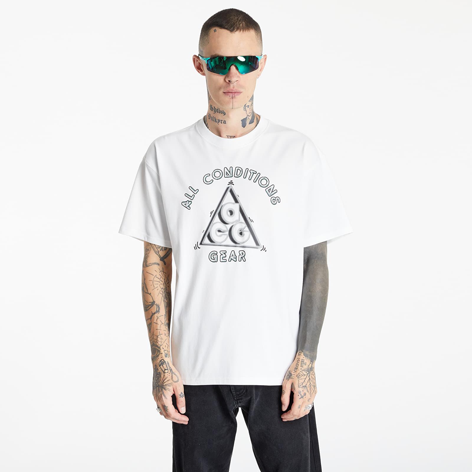 Nike ACG Nrg Ss Tee Hang Loose Summit White S