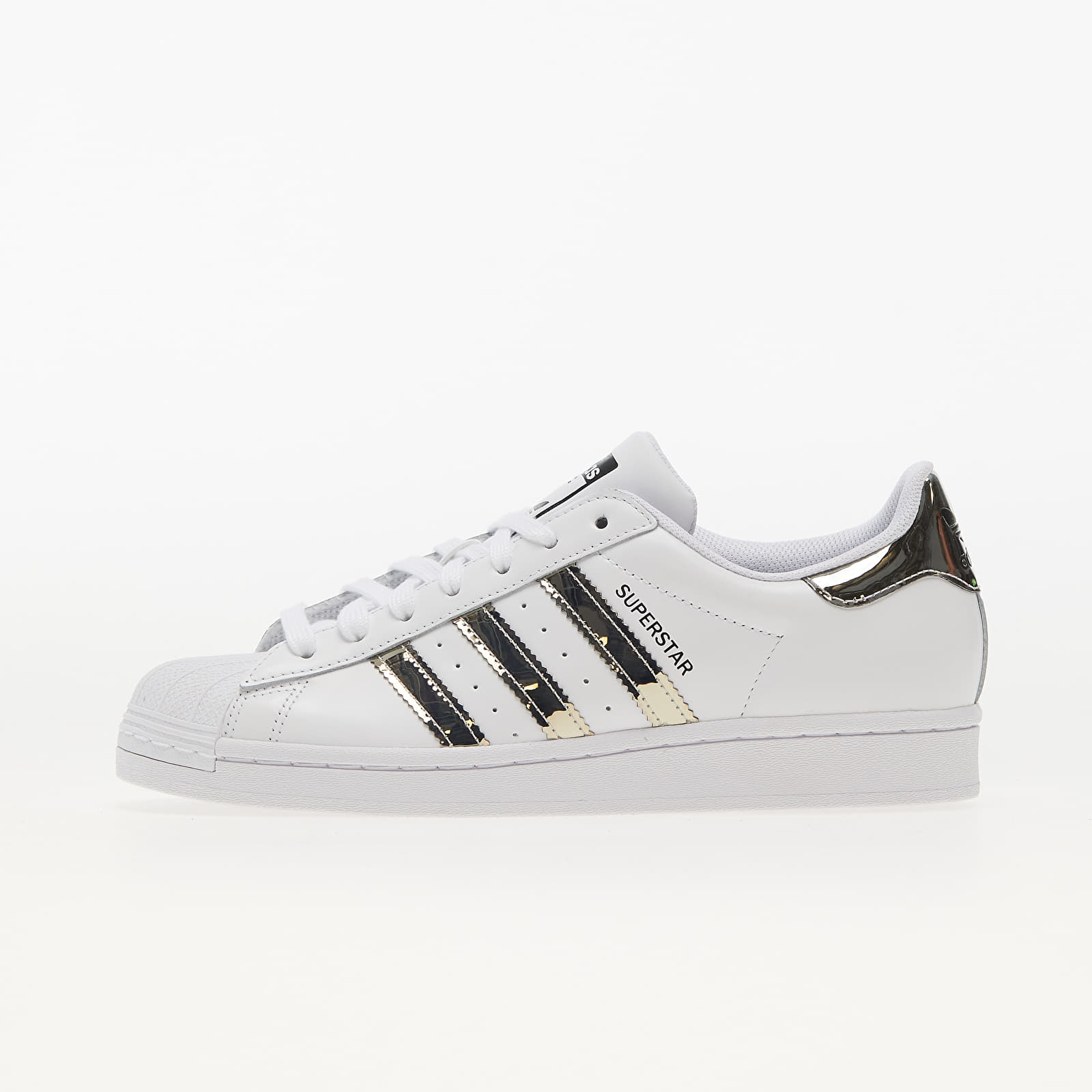 adidas Superstar W Ftw White/ Silver Metallic/ Core Black EUR 40