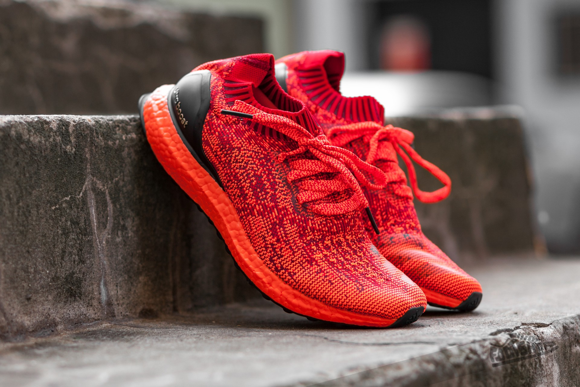 5130a335f02 adidas UltraBoost Uncaged LTD Red | Footshop