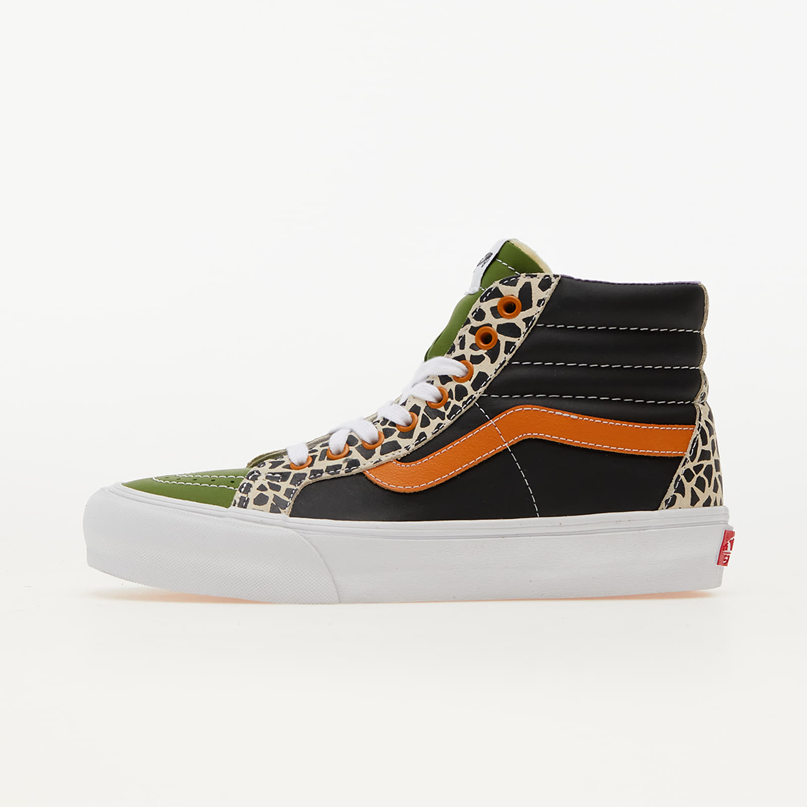 Vans Sk8-Hi Reissue EF (Leather/ Suede) Cactus/ Black EUR 43