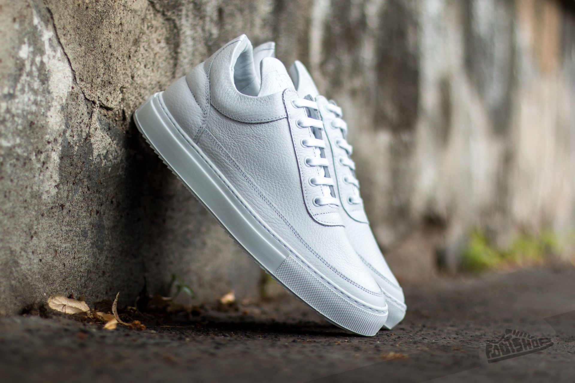 91defb65f738f2 Filling Pieces Low Top Kobe White