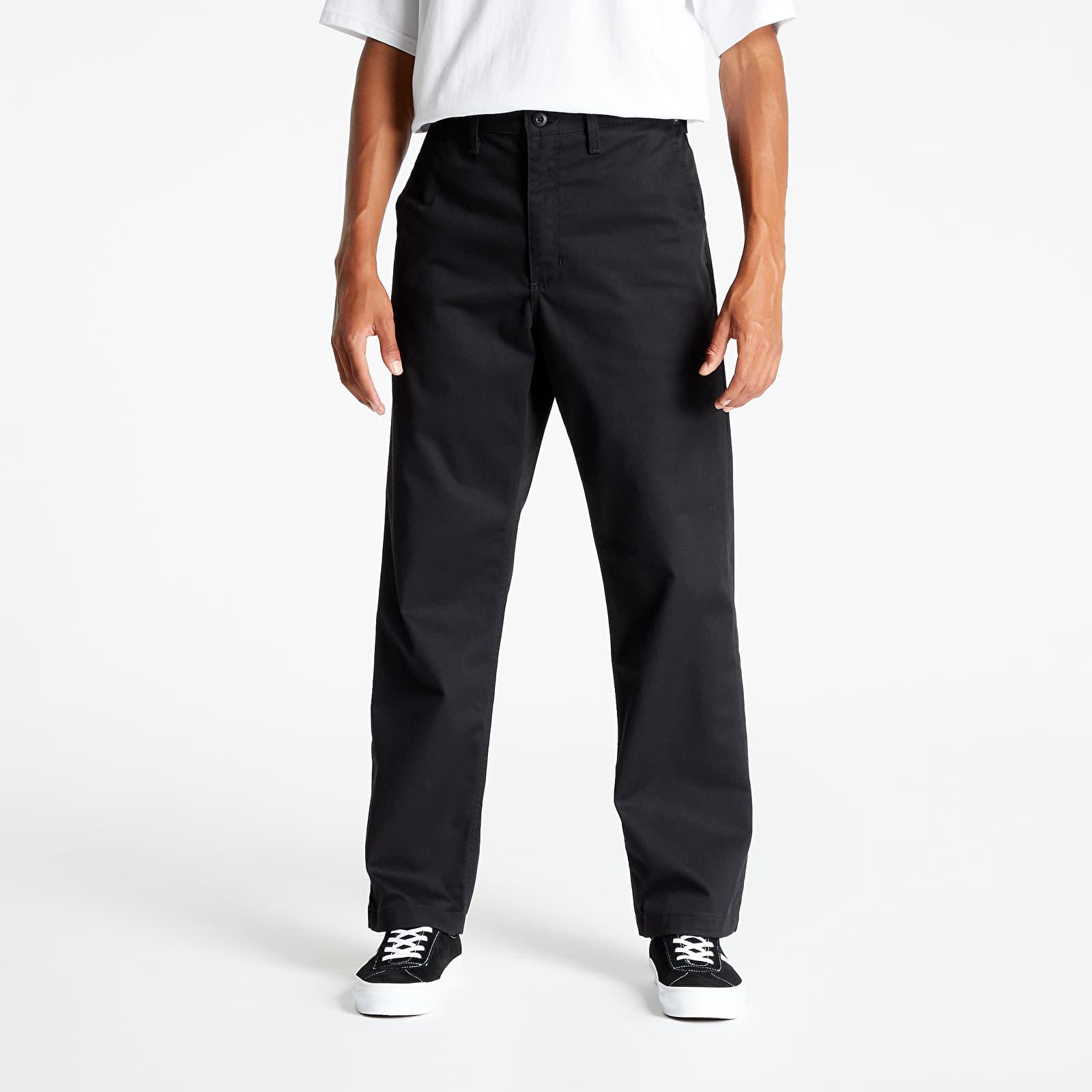 Vans Authentic Chino Loose Pant Black