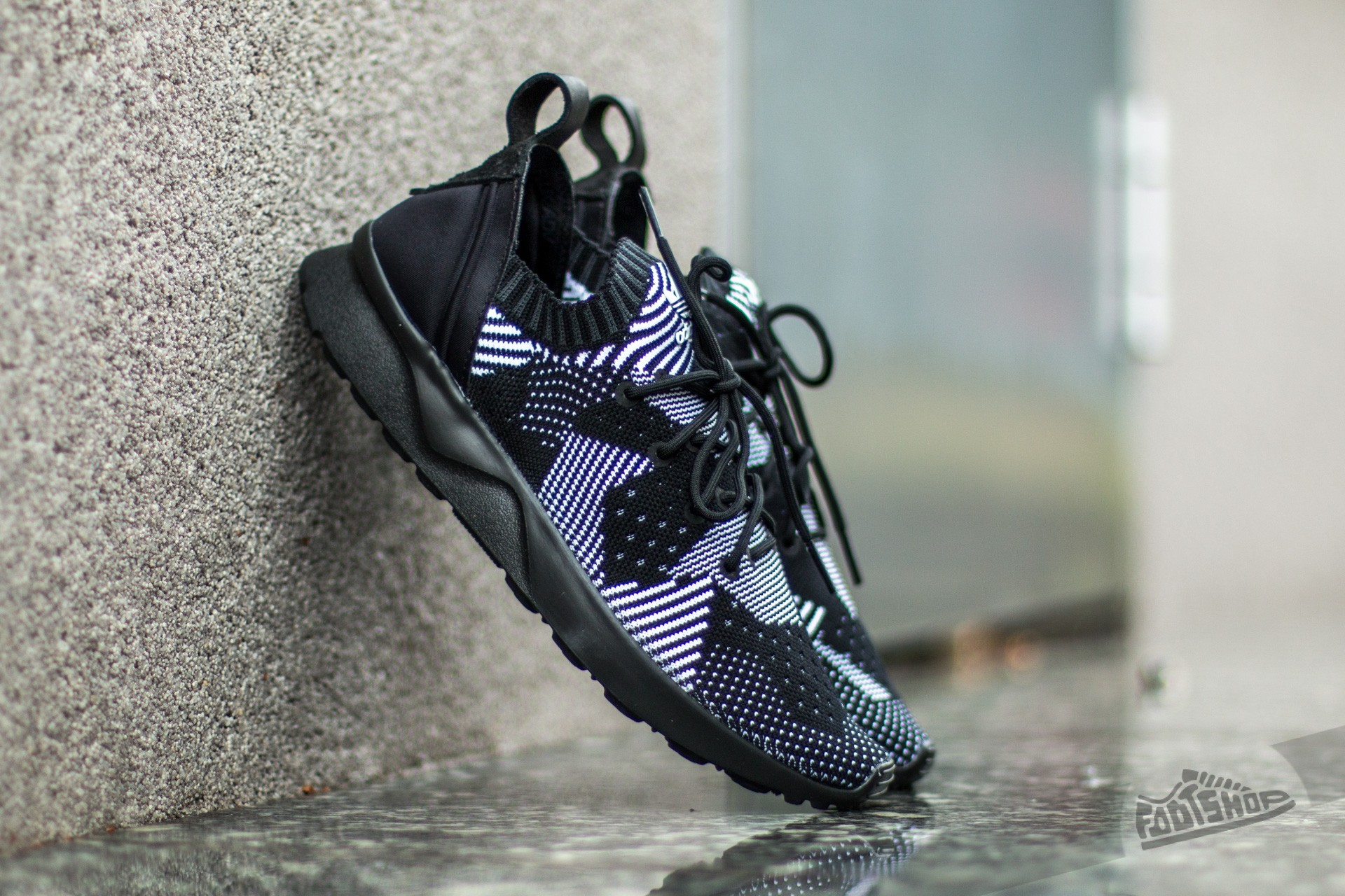 finest selection 9bcf6 304fd adidas flux adv virtue adidas W ZX Flux Adv Virtue Primeknit Core Black  ...