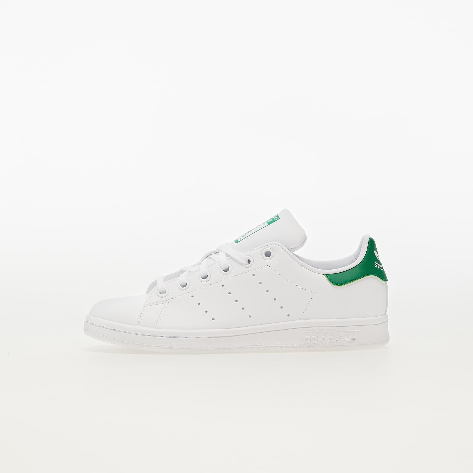 adidas Stan Smith J Ftwr White/ Ftwr White/ Green EUR 37.3