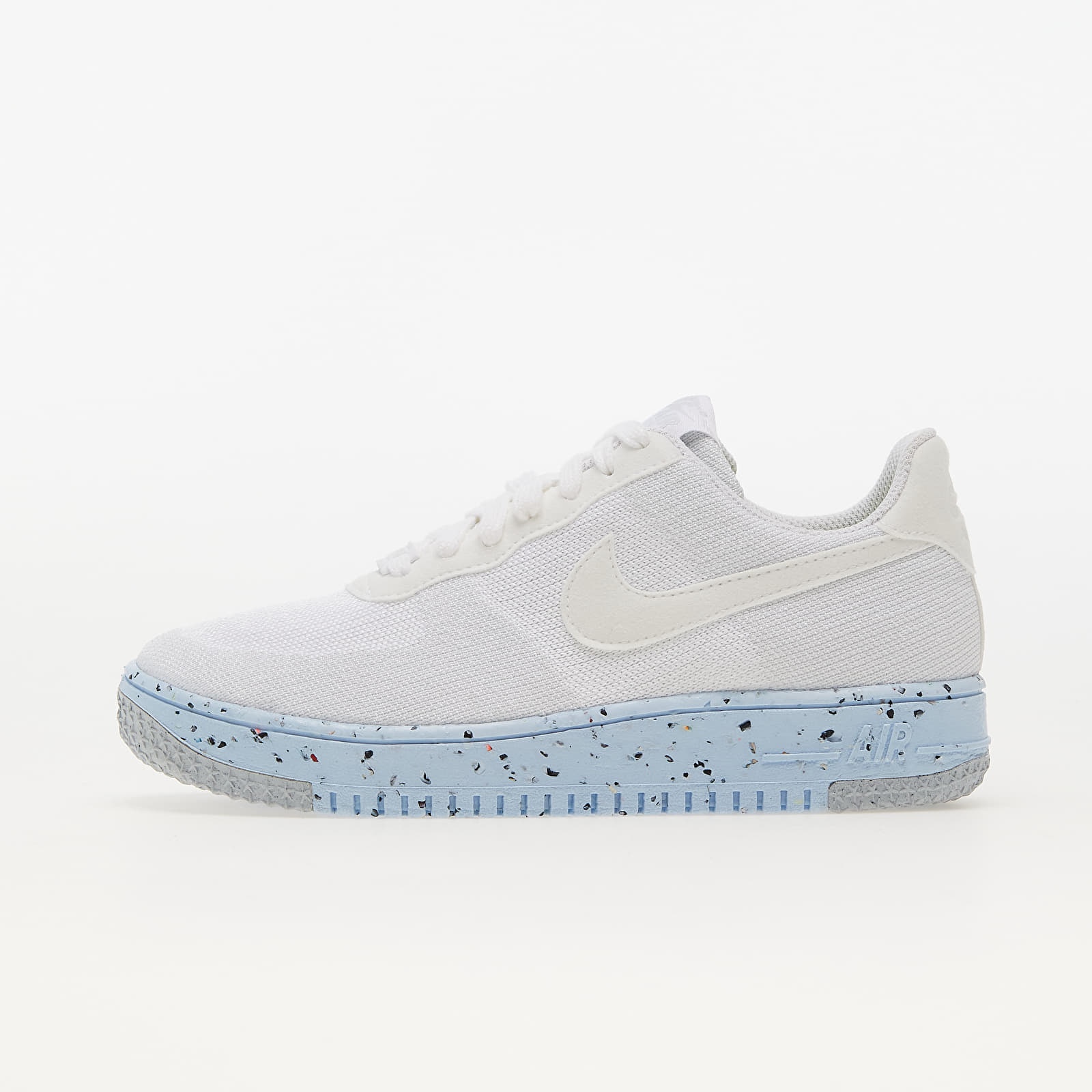 Nike W Air Force 1 Crater FlyKnit White/ White-Pure Platinum EUR 39