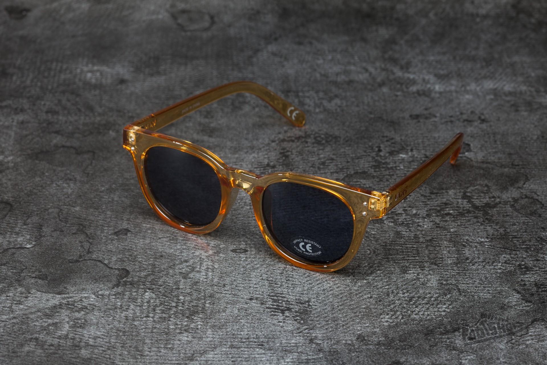 f7f8083f95 Vans Sunglasses Welborn Shades Clear Honey   Footshop