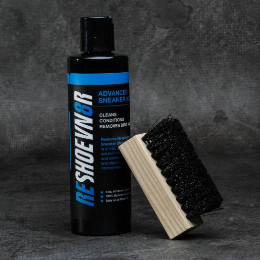 oz. Shoe Cleaner With Brush | Footshop