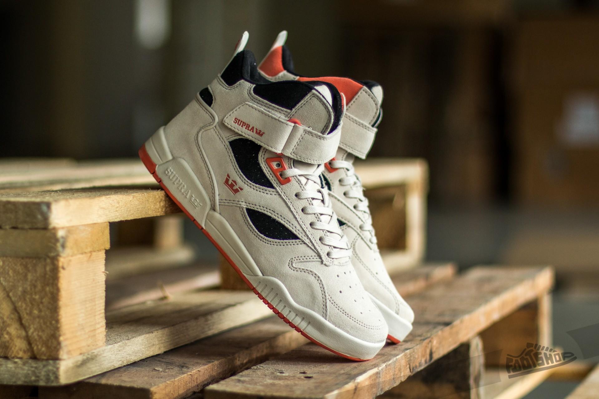 Men's shoes Supra Bleeker Off White
