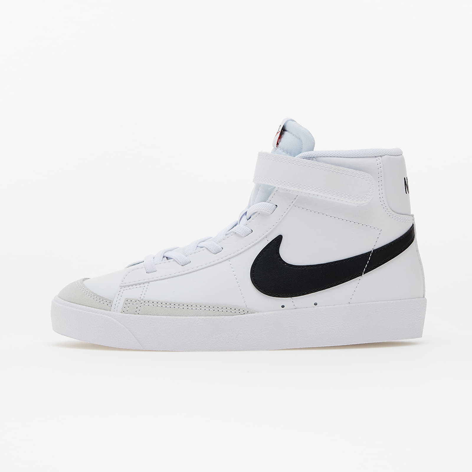 Nike Blazer Mid '77 (GS) White/ Black-Team Orange EUR 32