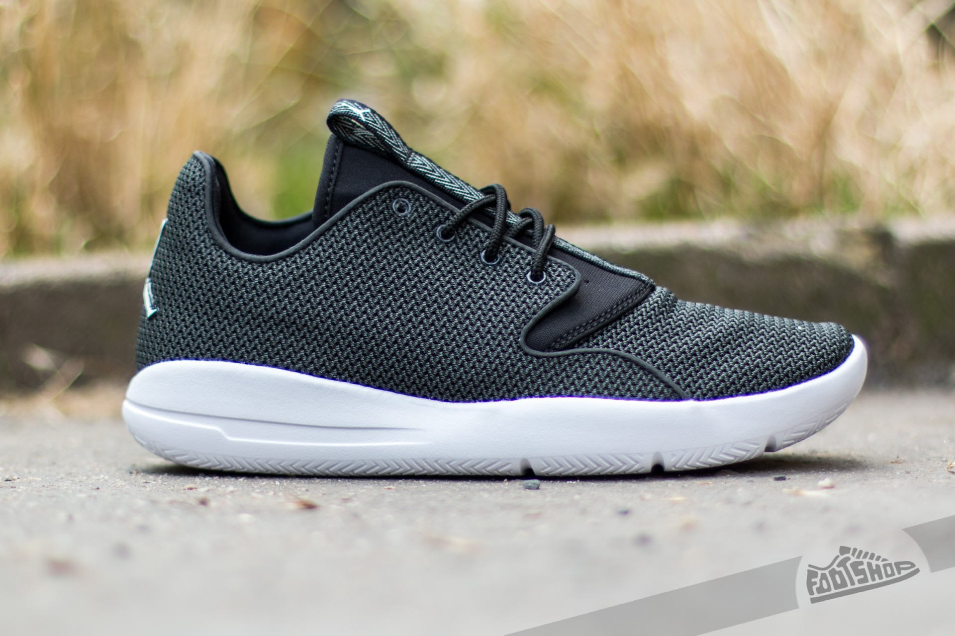 Jordan Eclipse BG Black White Anthracite | Footshop