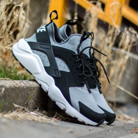 price reduced lower price with promo code Nike Air Huarache Run Ultra Wolf Grey/ White-Black-Cool Grey | Footshop