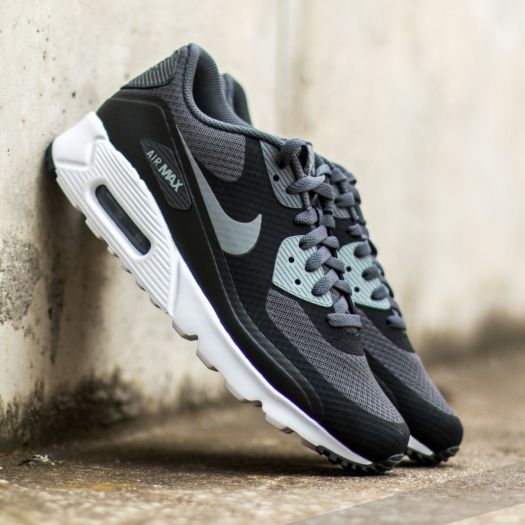 Nike Air Max 90 Ultra Essential Black Cool Grey Anthracite White | Footshop