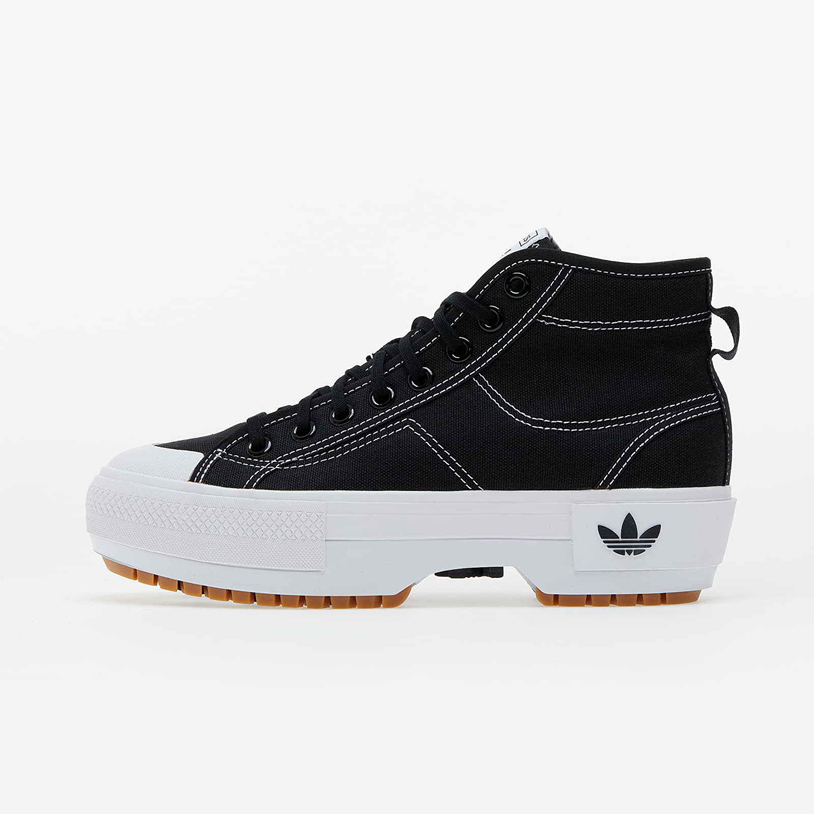 adidas Nizza Trek W Core Black/ Ftw White/ Gum3 EUR 40
