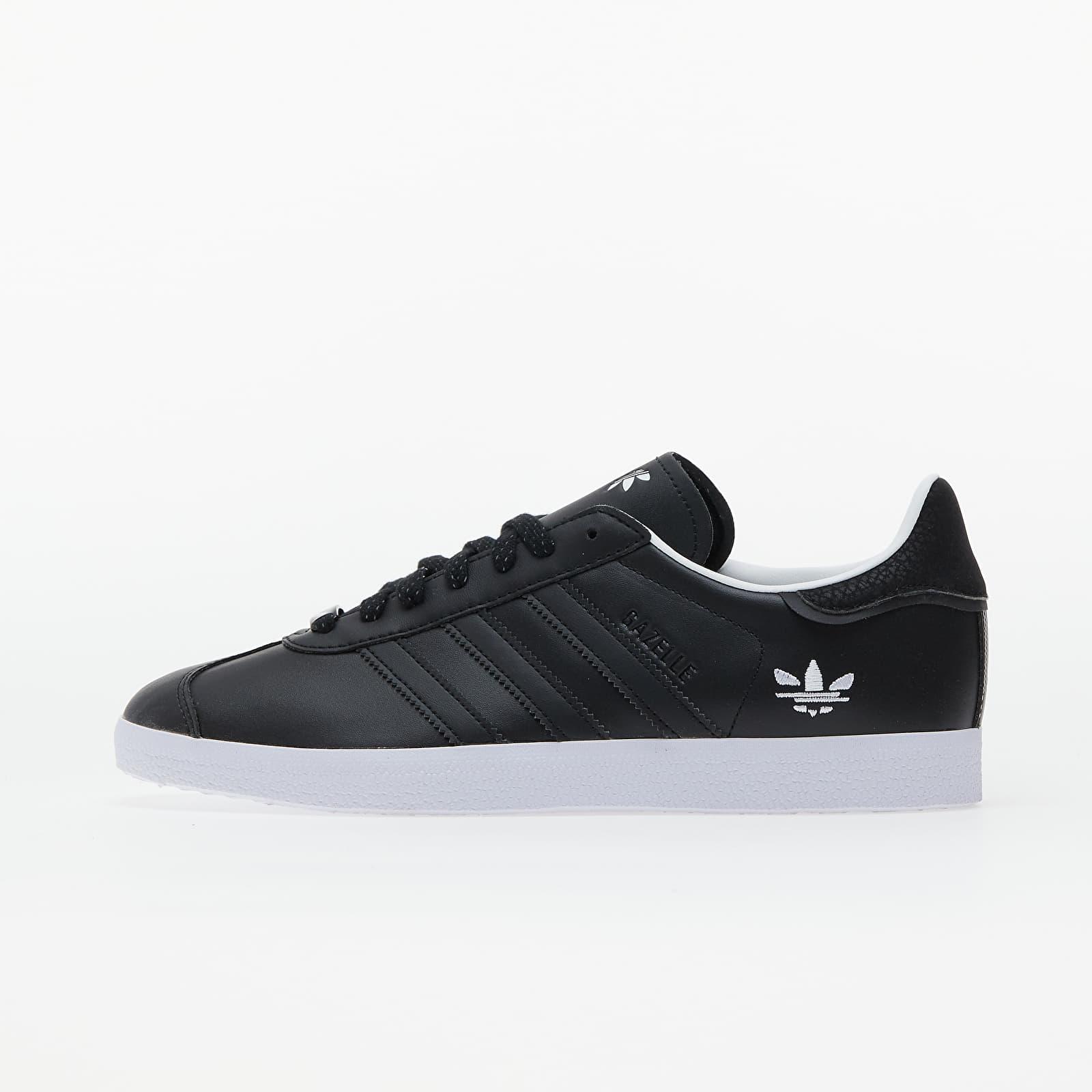 adidas Gazelle Core Black/ Ftw White/ Blue Bird EUR 44 2/3