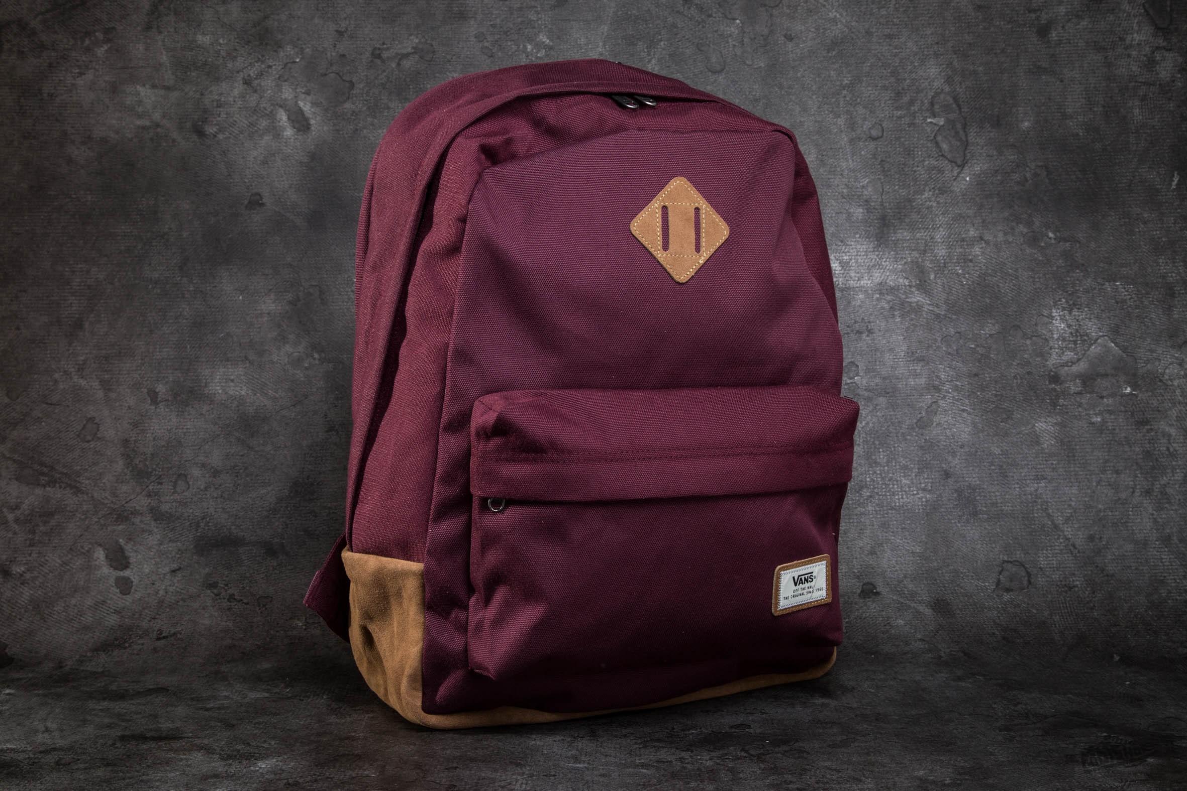 Vans Old Skool Plus Backpack Port Royale | Footshop