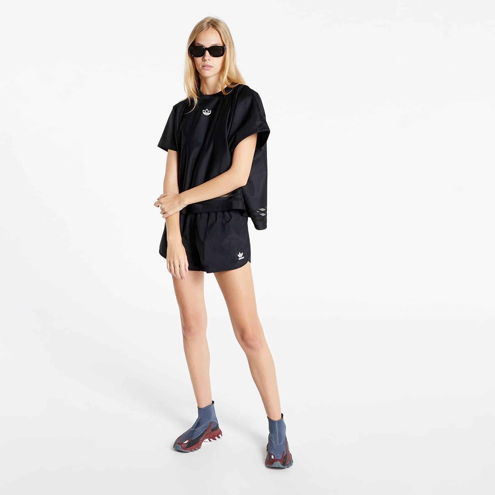 adidas Tee Black S/34