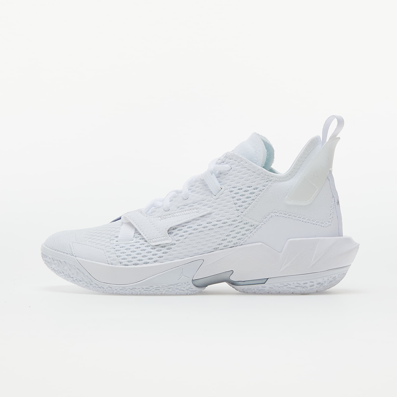 Jordan 'Why Not?' Zer0.4 White/ Metallic Silver-White