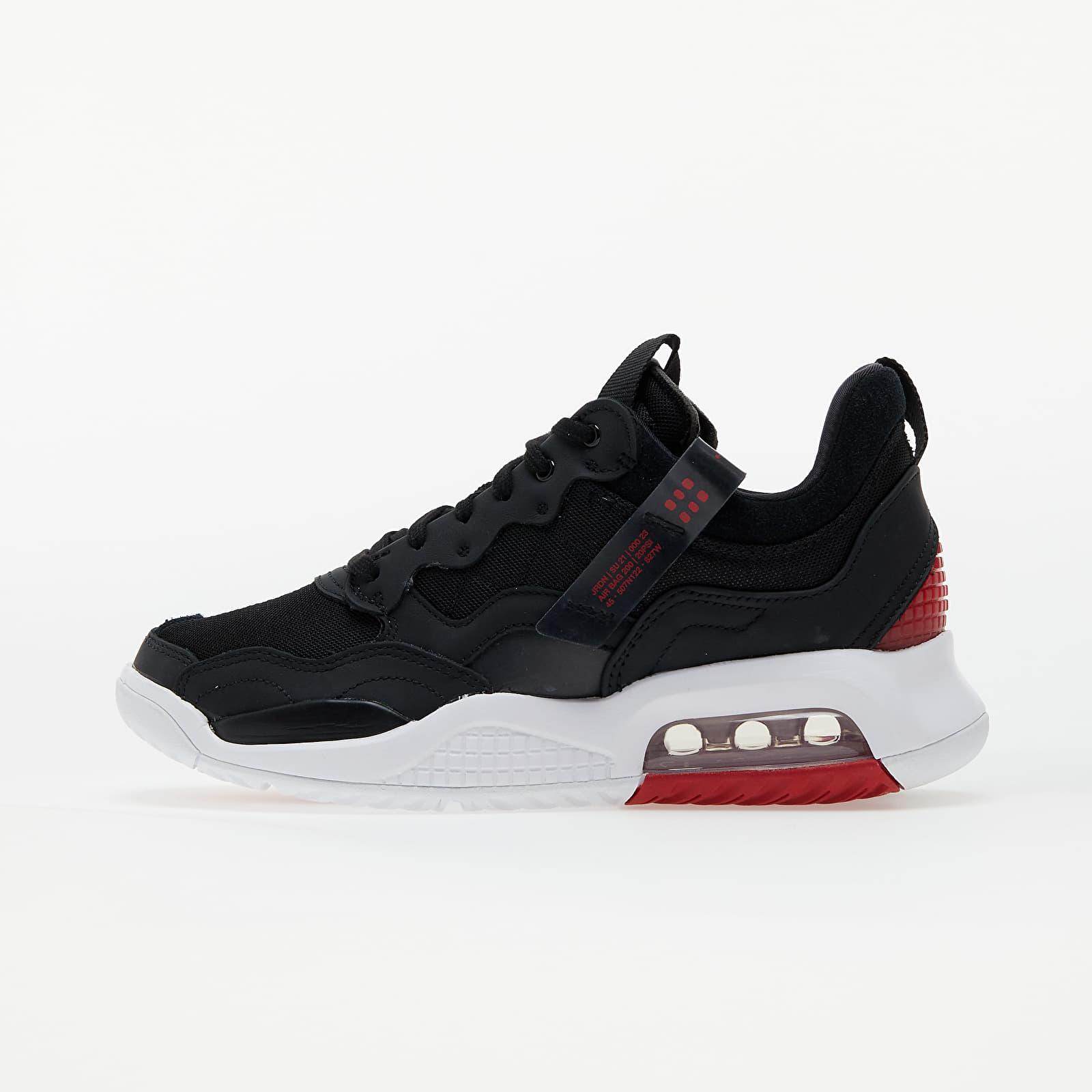 Jordan MA2 Black/ University Red-Gym Red-White EUR 41