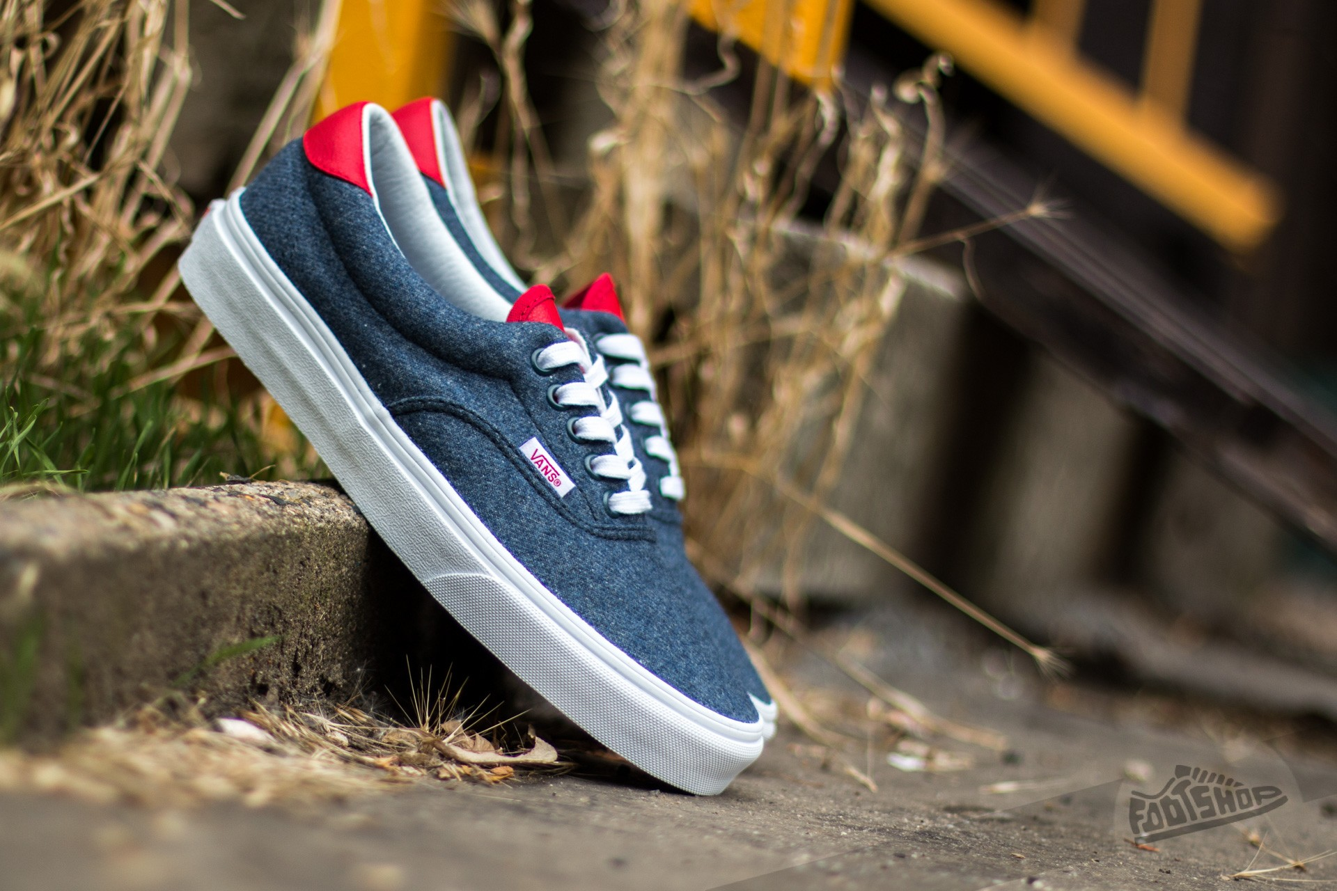 Vans Era 59 (Varsity) Navy True White | Footshop