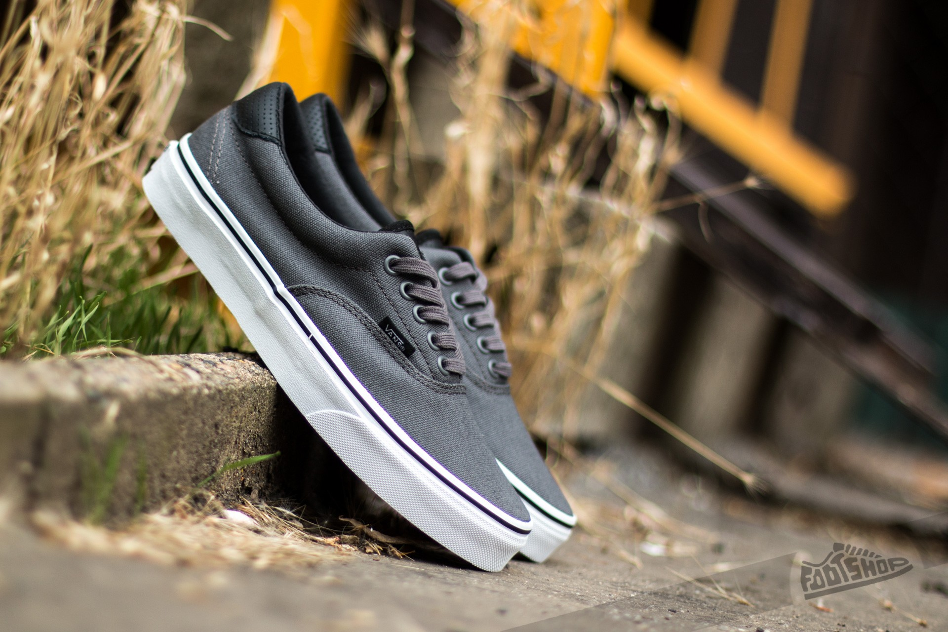 Vans Era 59 (C&P) Pewter Black   Footshop